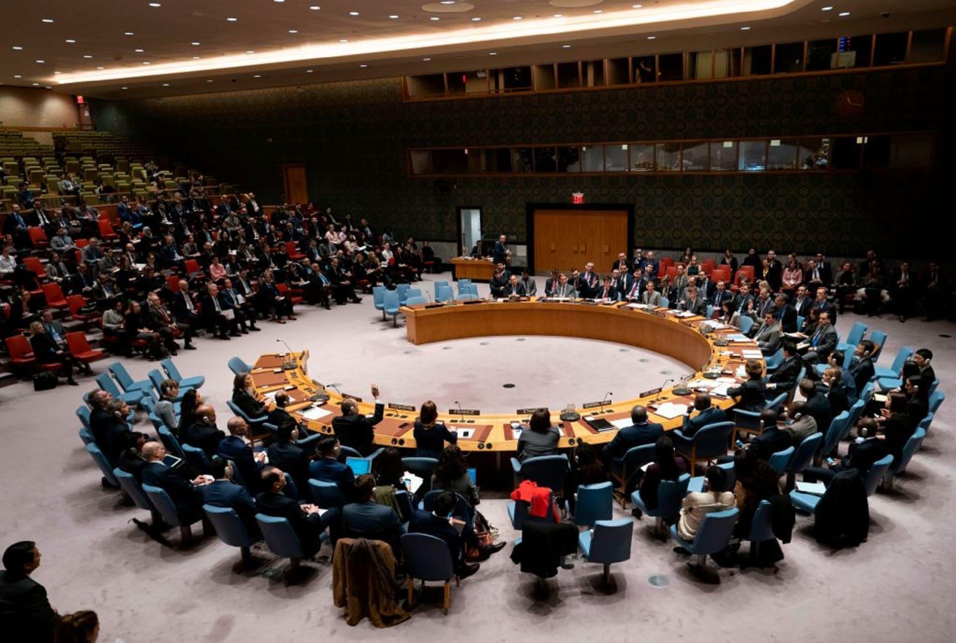 بالإجماع.. مجلس الأمن يعتمد قرارا حول اليمن: احترام اتفاق ستوكهولم ضرورة