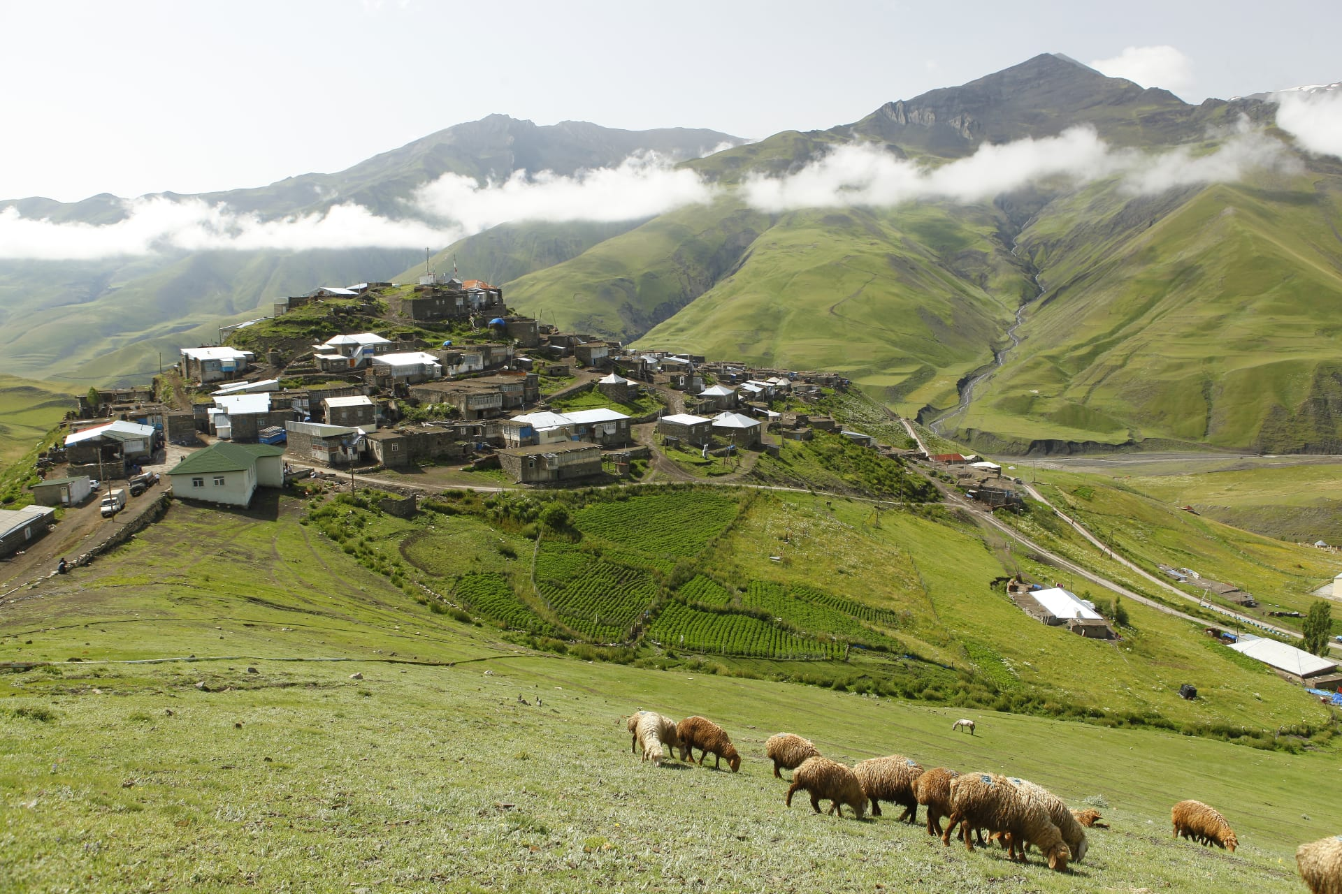 """منها """"أحفاد نوح"""".. ما هي أبرز الأساطير في أذربيجان؟"""