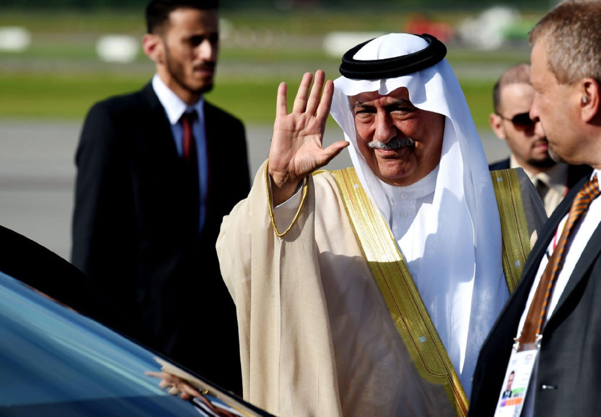 """من """"المالية"""" إلى """"الخارجية"""".. سيرة إبراهيم العساف الوزير السعودي الجديد"""
