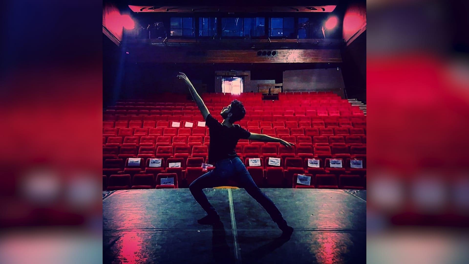 راقص باليه أردني يكسر قيود المعتاد على أنغام تشايكوفسكي لإشباع الشغف