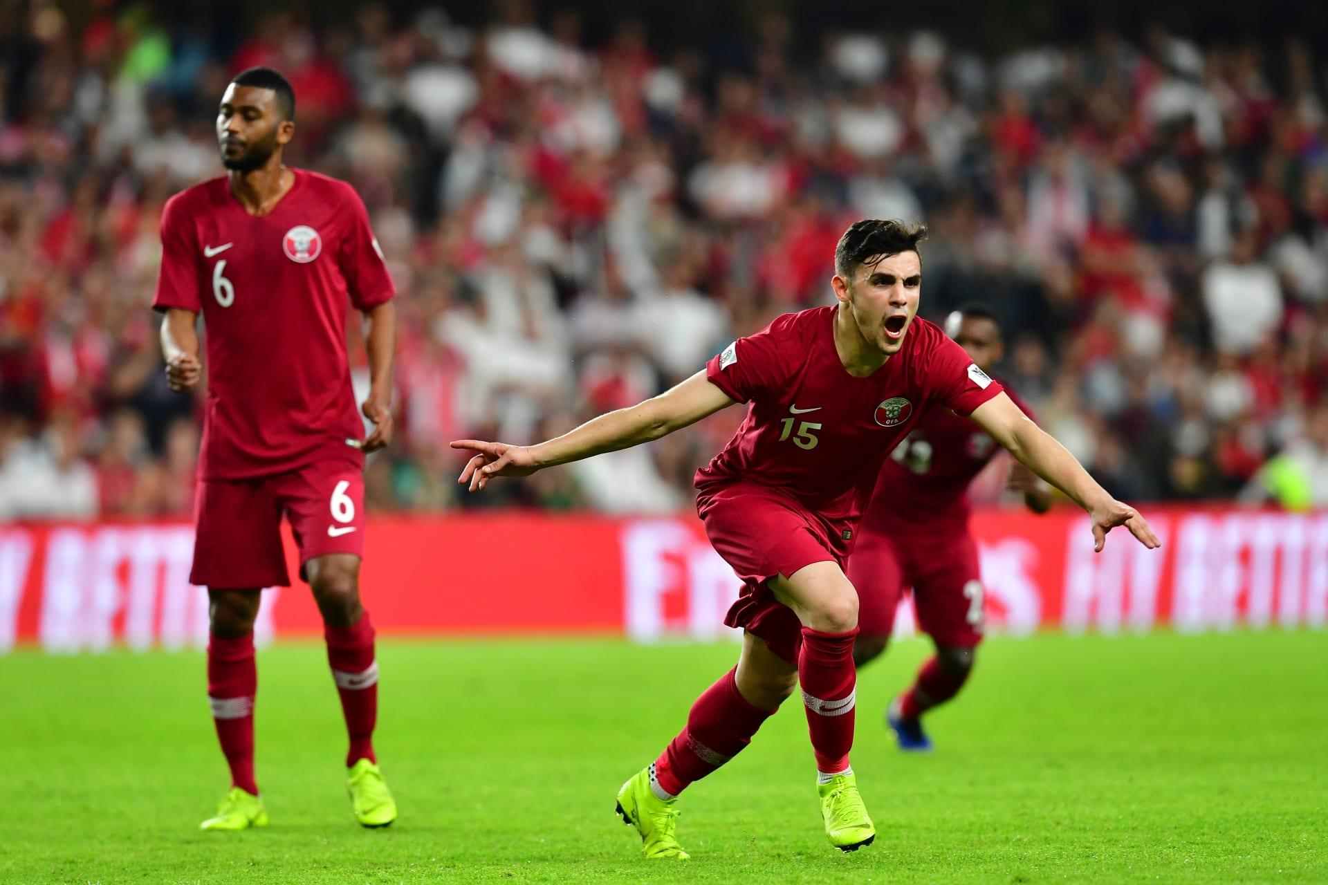 قطر تفوز على لبنان.. والسعودية تحافظ على صدارة المجموعة