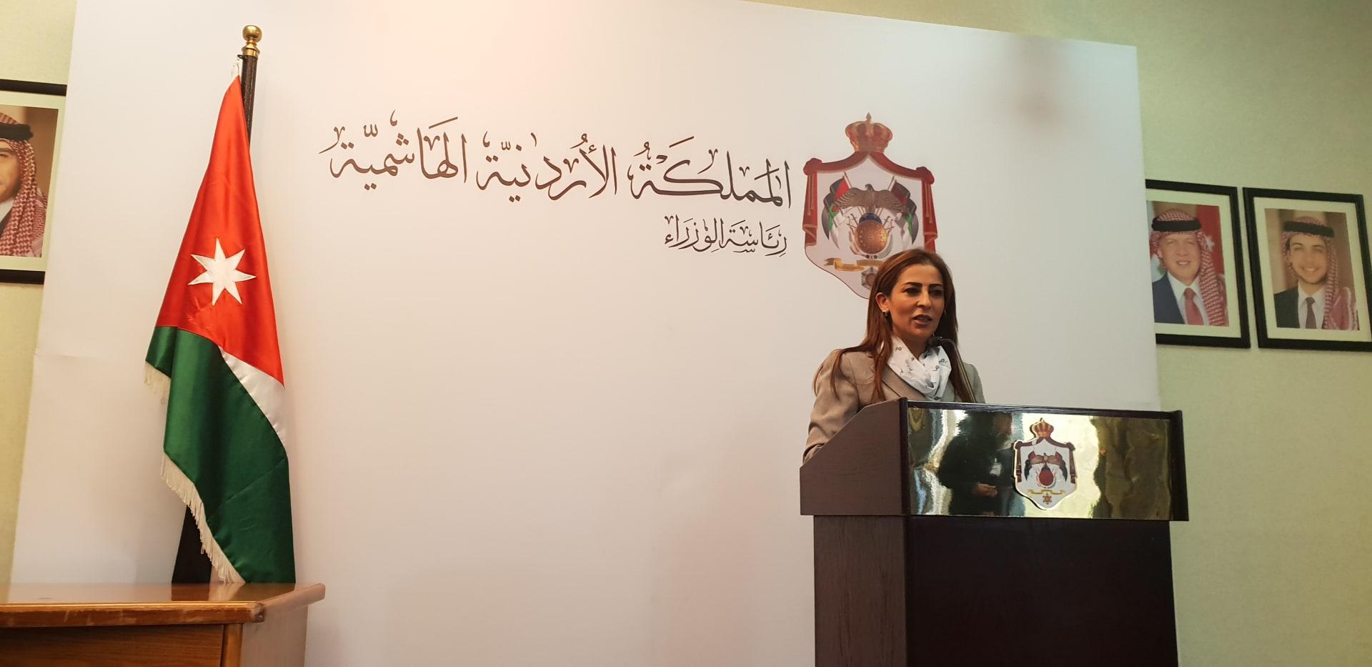 غنيمات: ملف قناة البحرين مفتوح.. ولا أزمة مع العراق