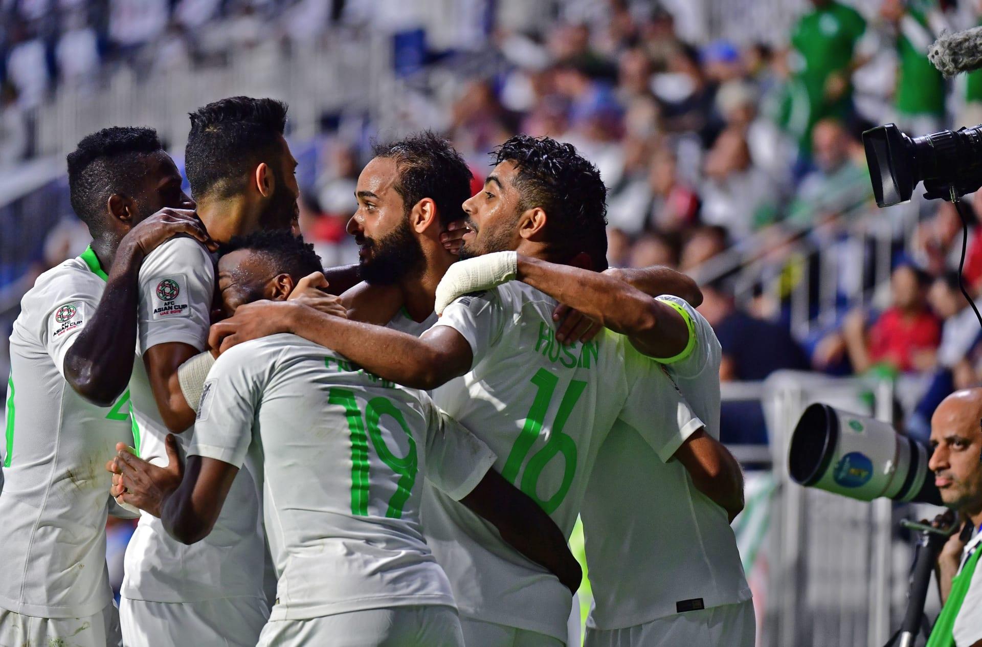 السعودية تتغلب على لبنان وتتأهل إلى دور الـ16 من كأس آسيا