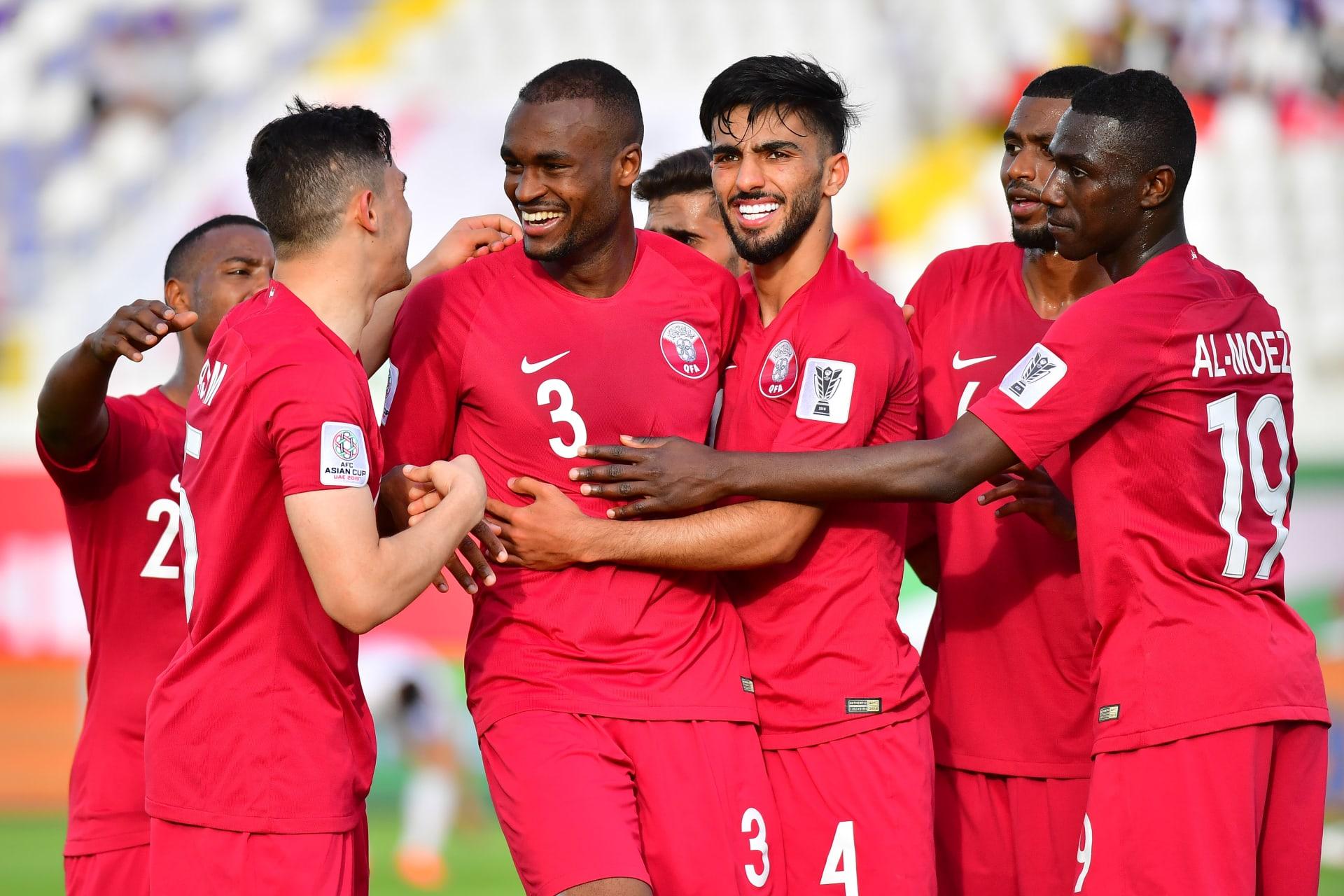 قطر تكتسح كوريا الشمالية وتلتحق بالسعودية إلى دور الـ16 من كأس آسيا