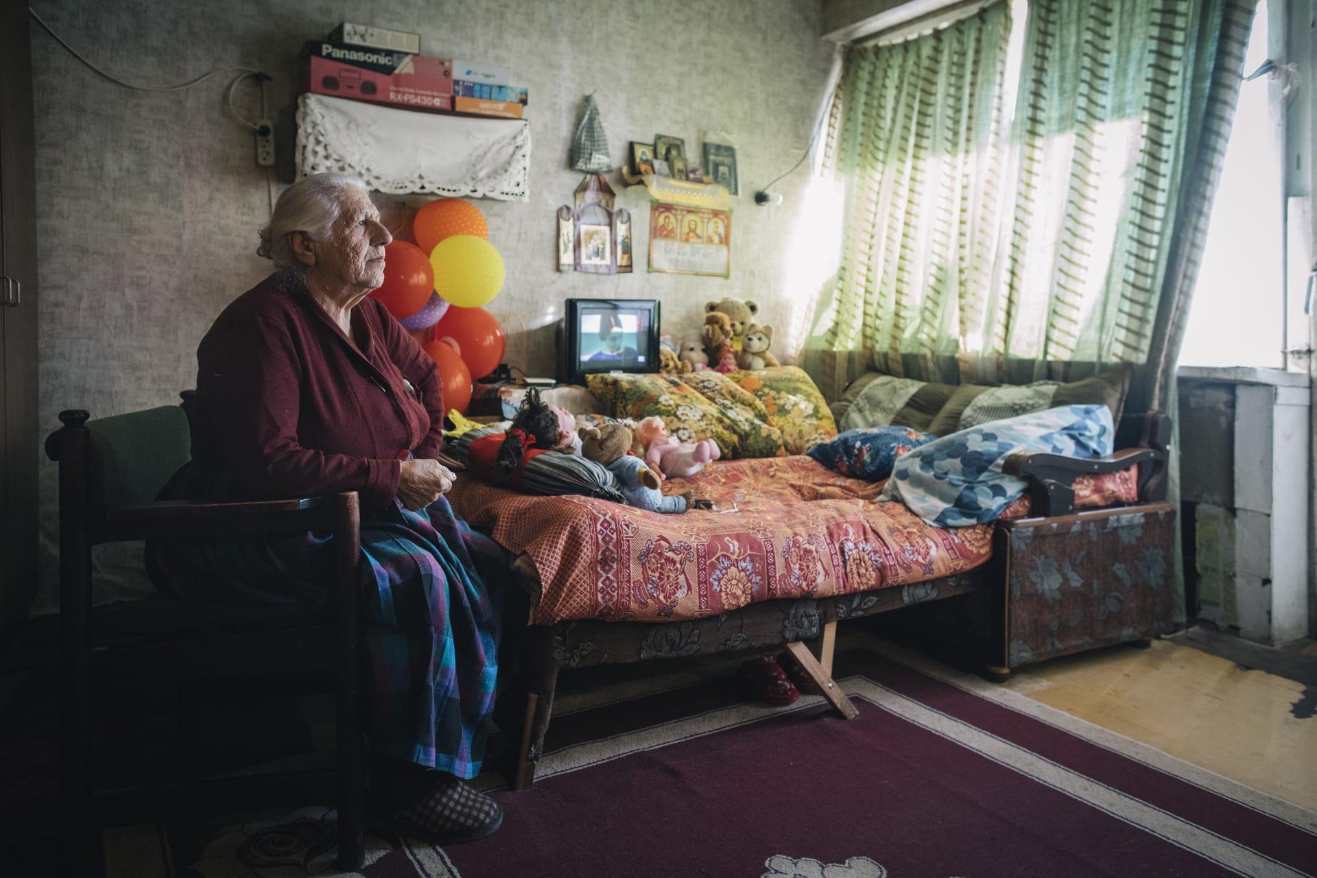 مع أنها مهجورة.. تشكل هذه المنتجعات السوفييتية منزلاً لضحايا الحرب