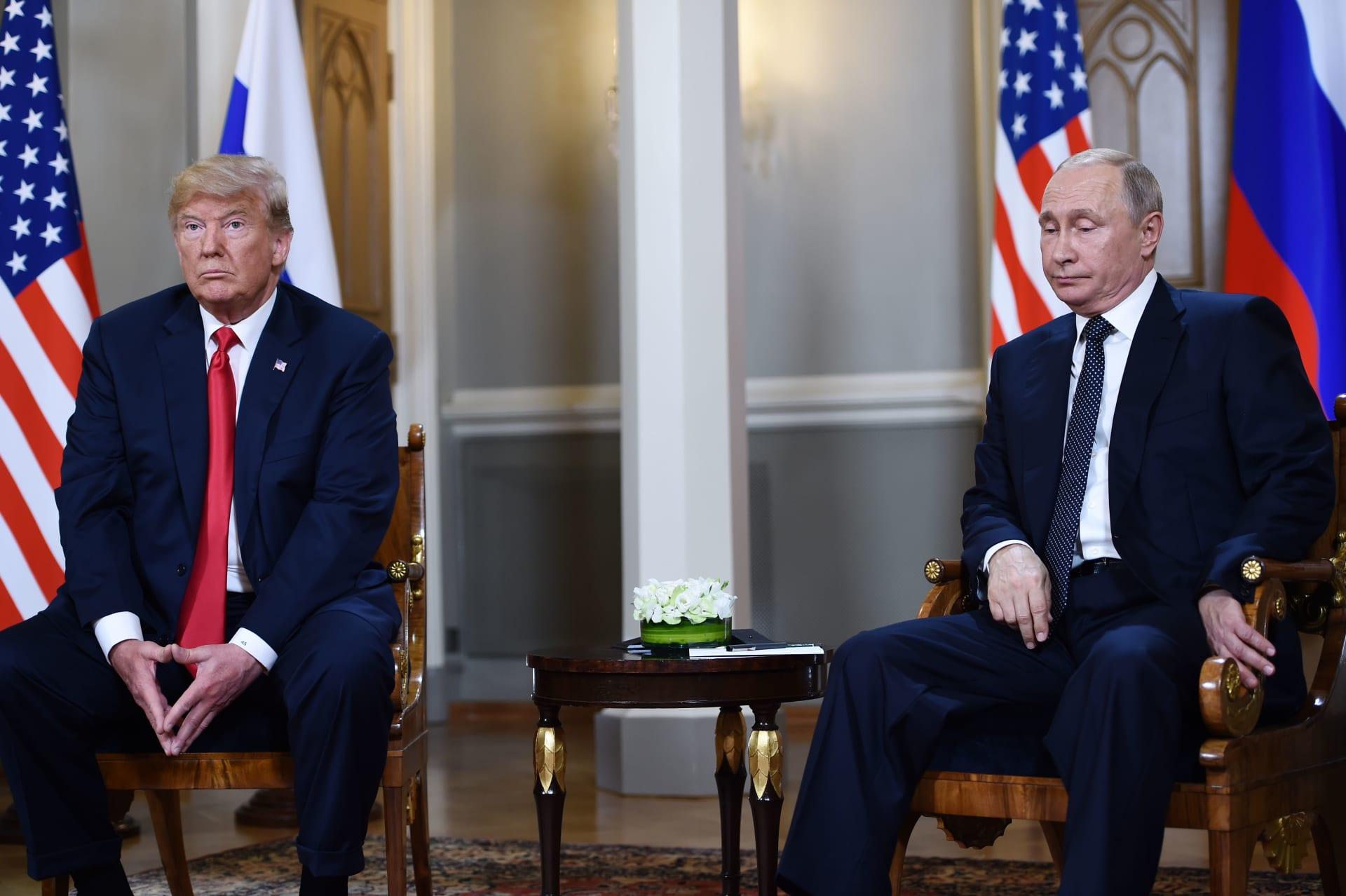 بوتين: لن نغمض أعيننا عن تهديدات الصواريخ الأمريكية