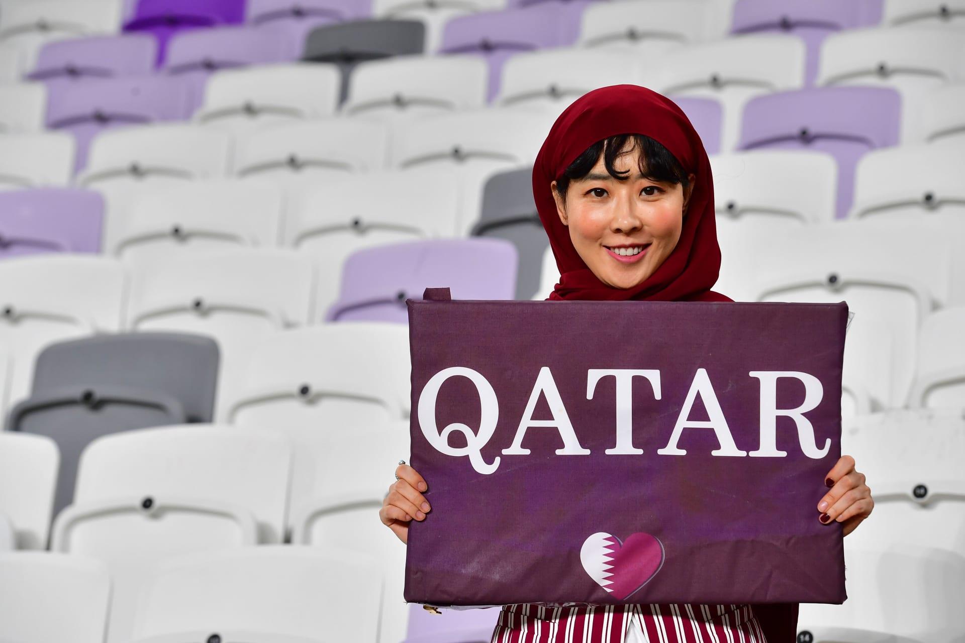 """اللجنة الإعلامية لكأس آسيا: عدم السماح للجماهير القطرية بحضور البطولة """"يتنافى مع الواقع"""""""