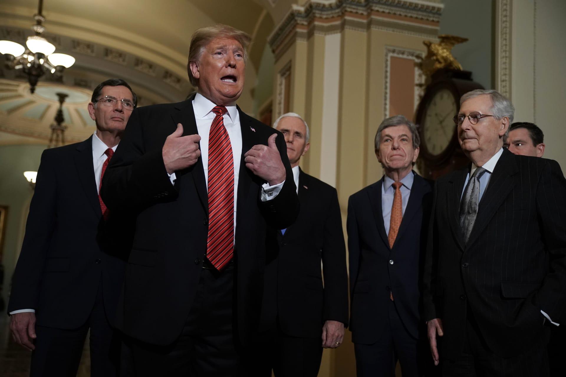 كيف يتأثر الأمريكيون بالإغلاق الفيدرالي؟