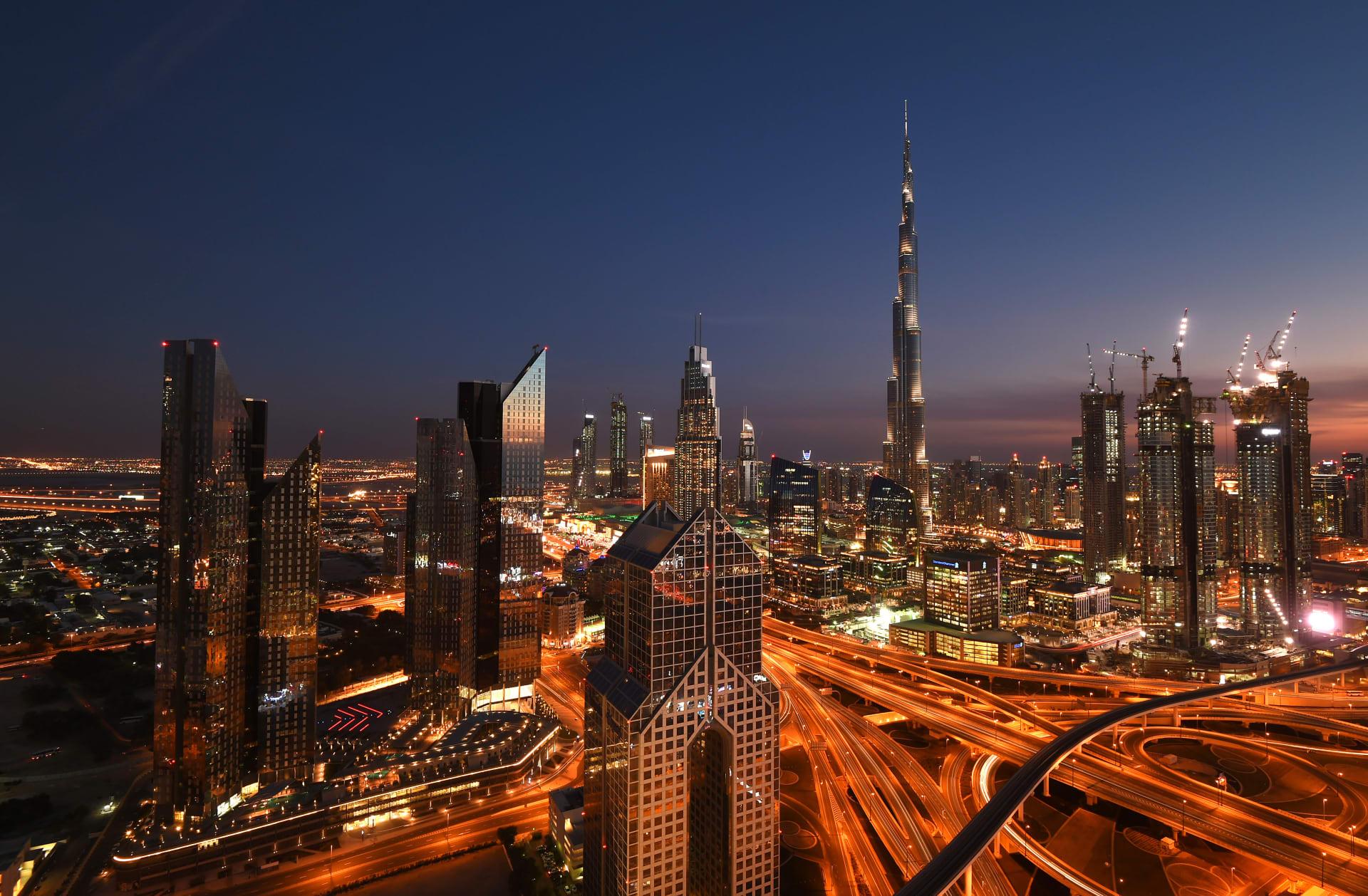 """الإمارات تطلق اسم """"إكسبو"""" على شارع رئيسي في دبي"""