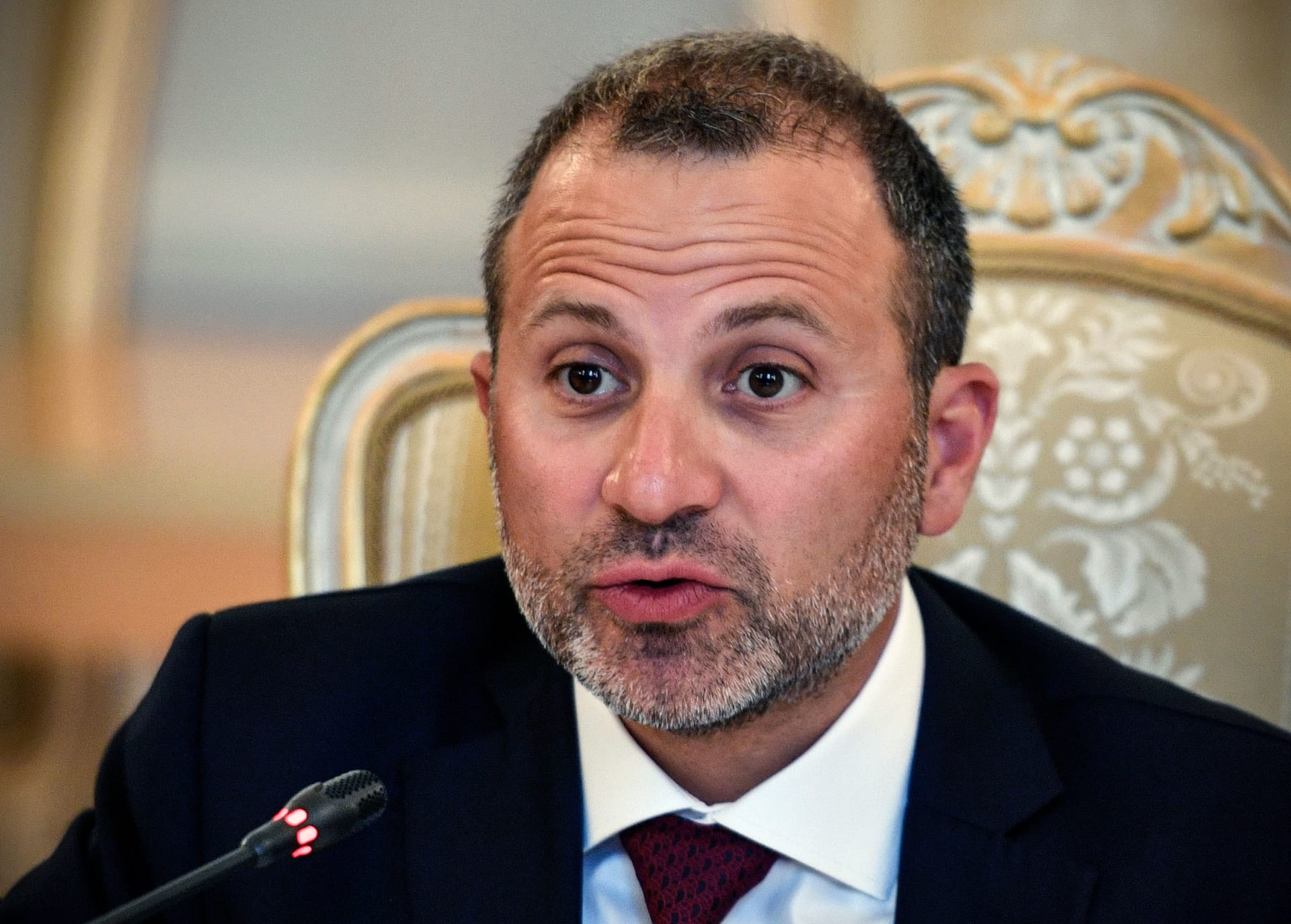 وزير الخارجية اللبناني يطالب ليبيا بالكشف عن مصير موسى الصدر ويأسف لغيابها عن القمة الاقتصادية