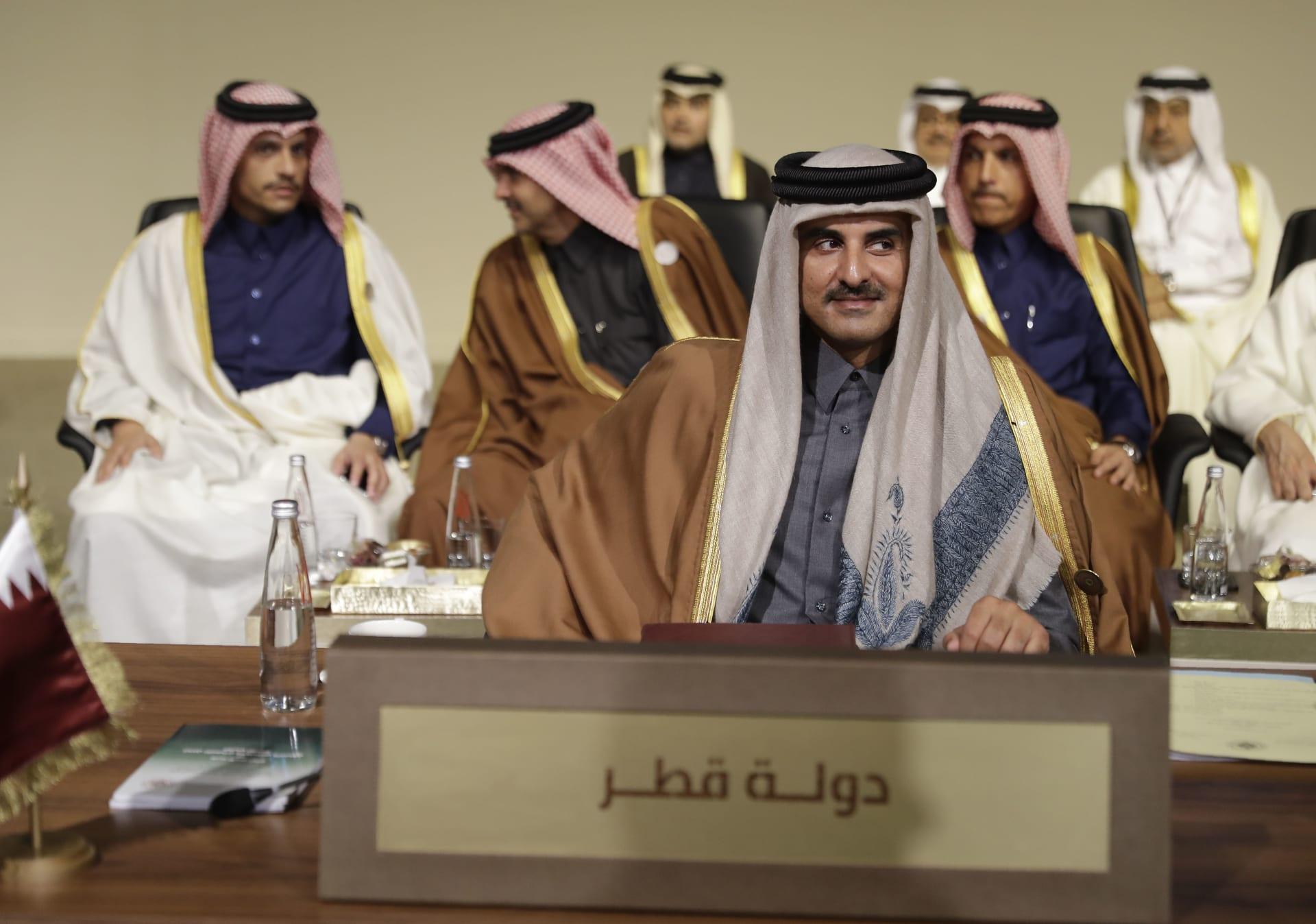قطر تدعم لبنان بنصف مليار دولار بعد زيارة تميم بن حمد