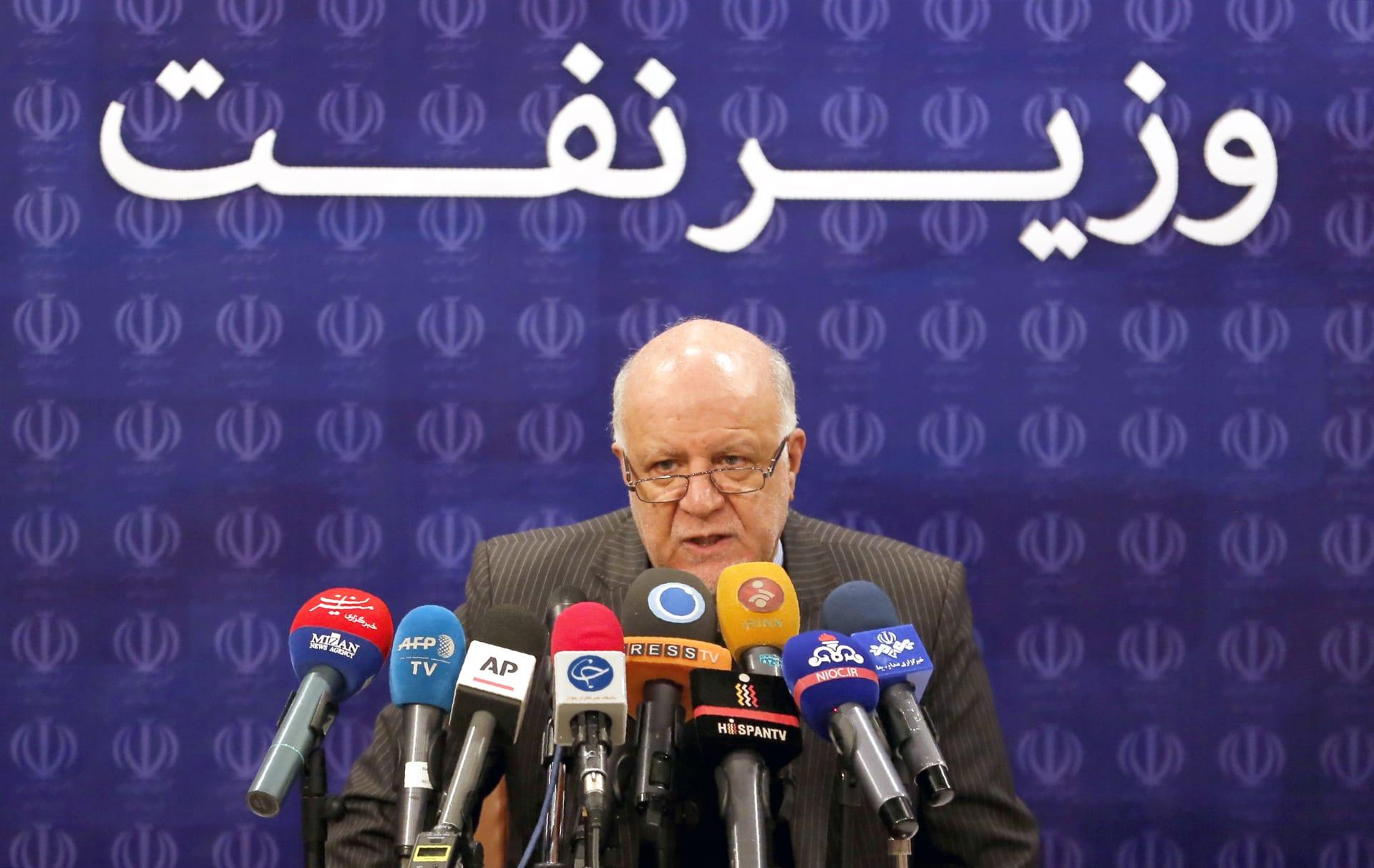 وزيرالنفط الإيراني: تفوقنا على قطر في إنتاج الغاز