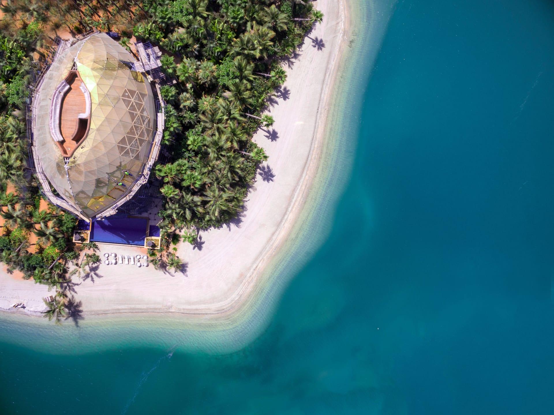 """منتجع هائل بقيمة 5 مليارات دولار في """"جزر العالم"""" بدبي"""