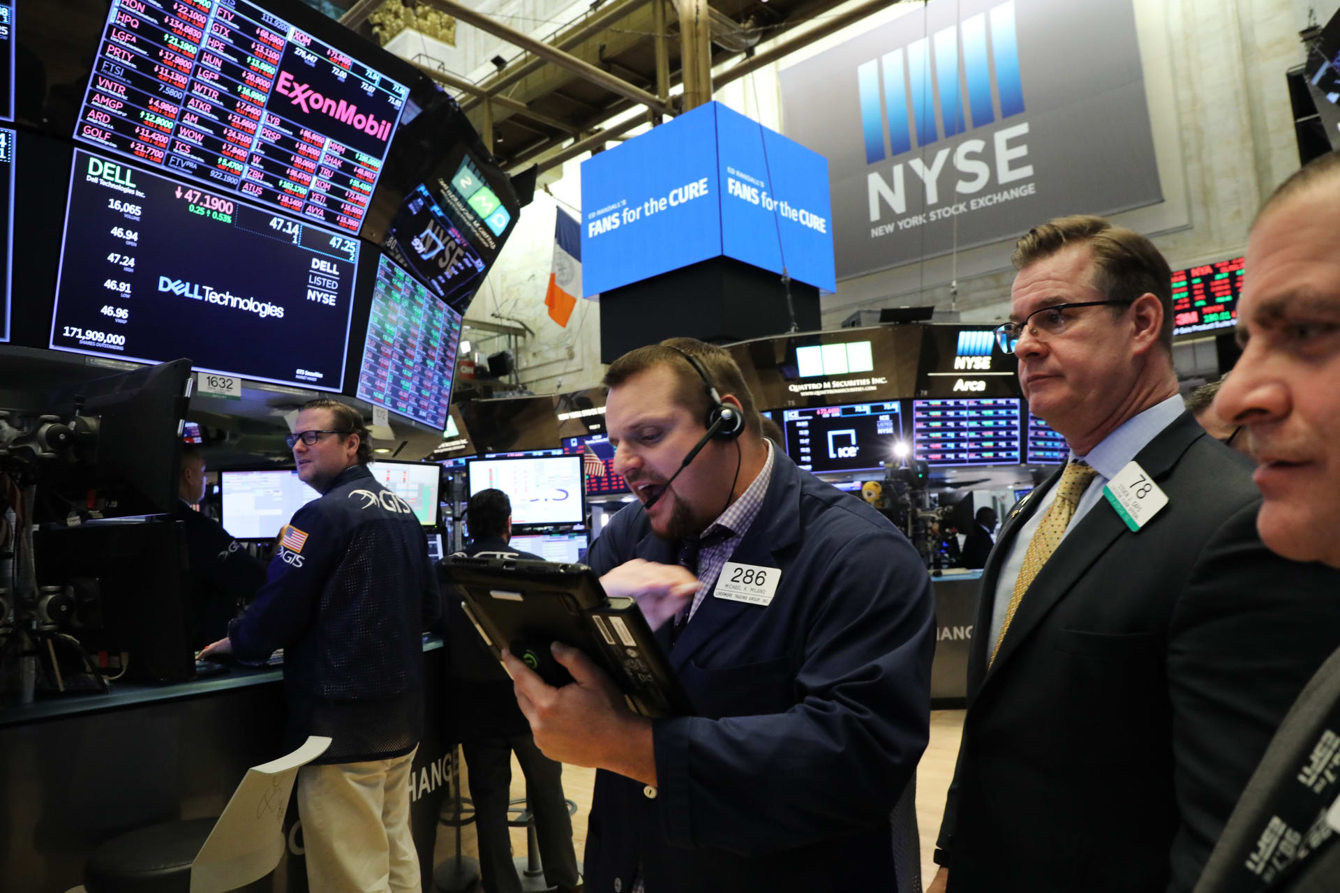كيف يرى المستثمرون الاقتصاد الأمريكي خلال العامين الحالي والمقبل؟