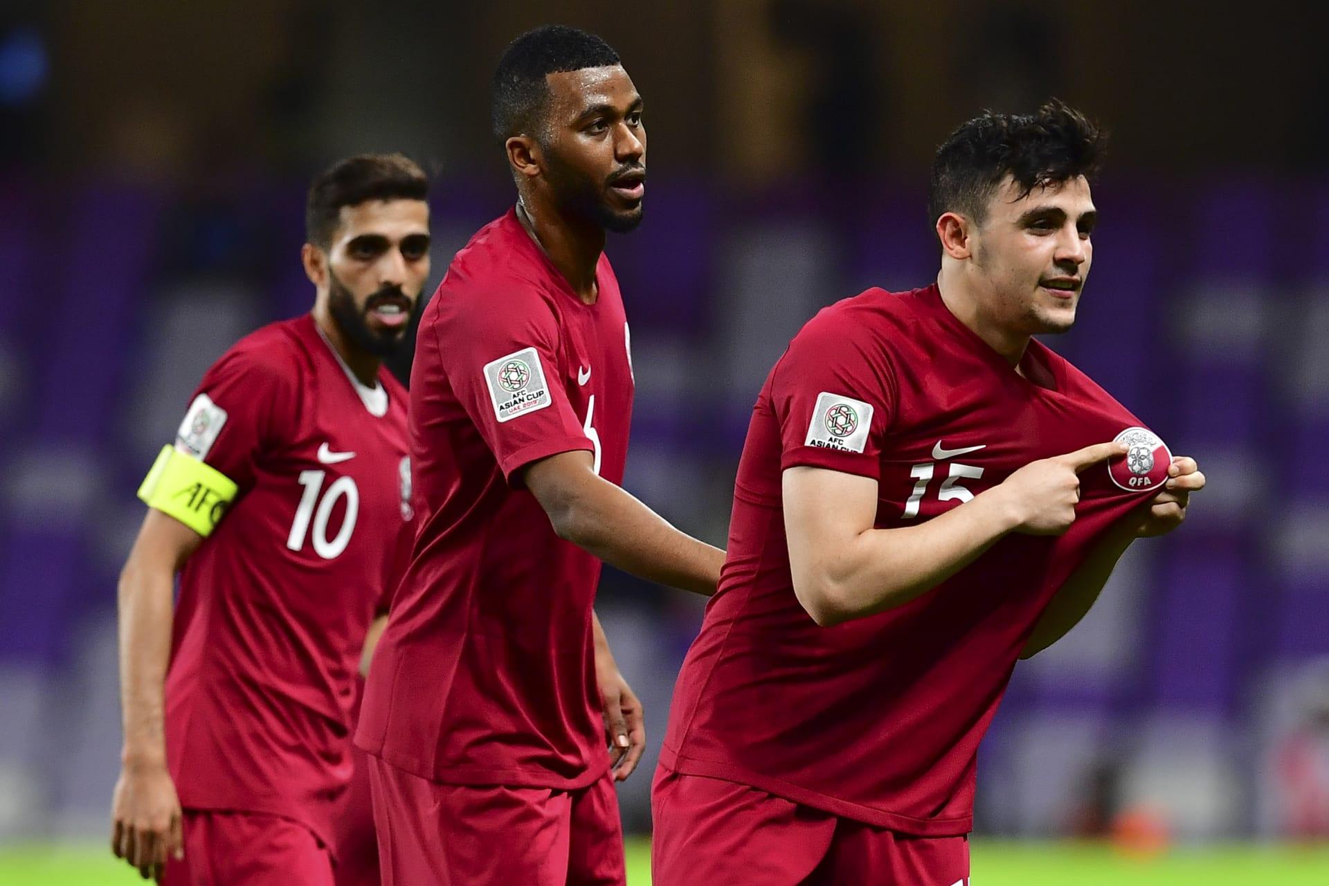 اللاعب القطري من أصول عراقية: من حقي أن أحتفل بأهم هدف في مسيرتي