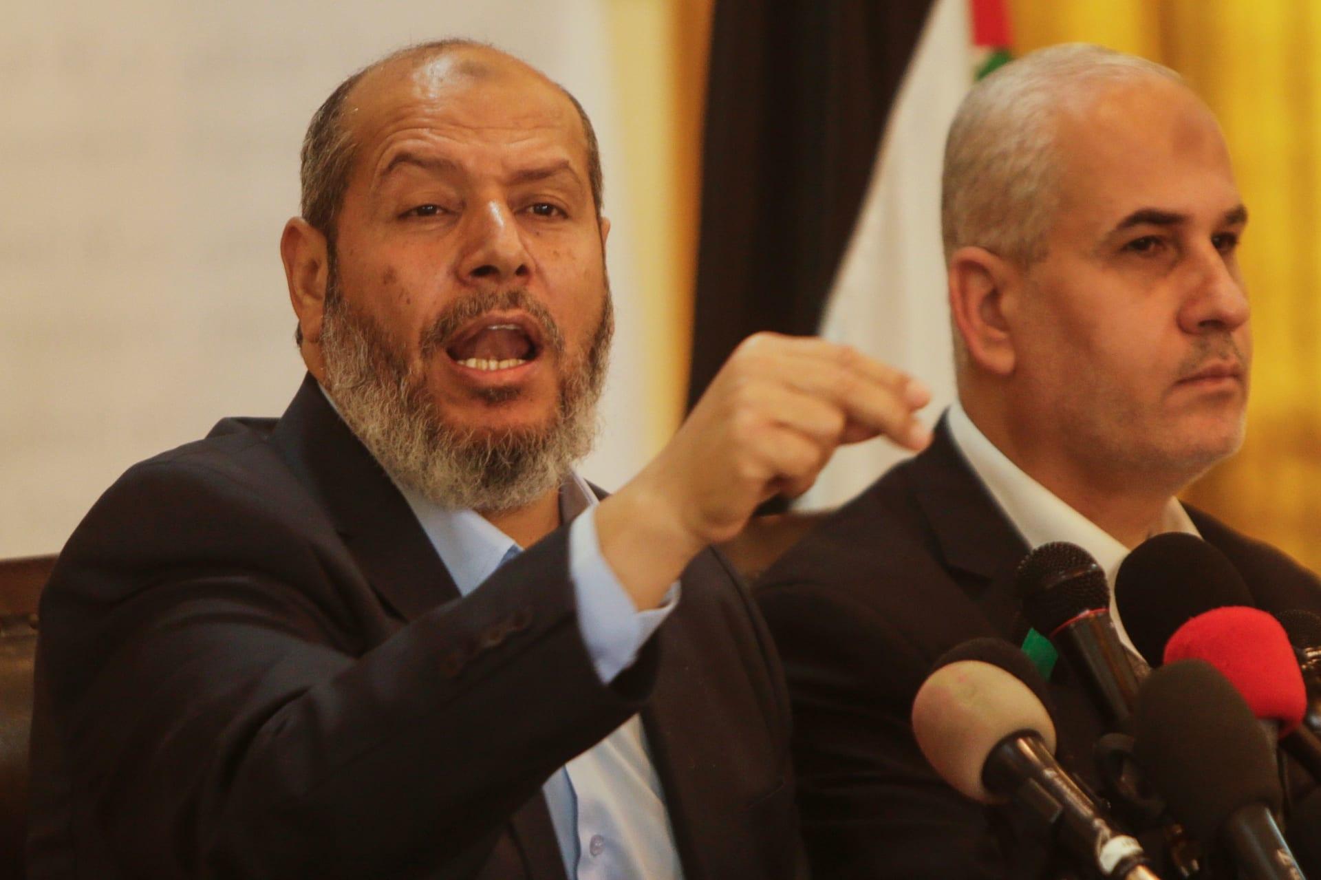 """حماس تعلن رفضها استقبال المنحة القطرية ردا على """"سلوك إسرائيل"""""""