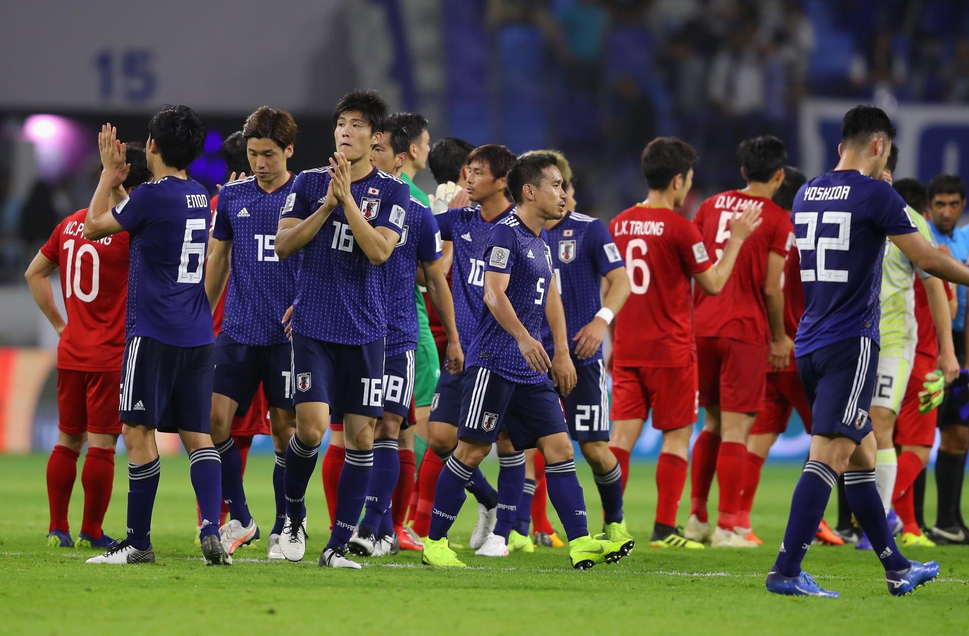 اليابان تفوز على فيتنام وتتأهل لنصف نهائي كأس آسيا