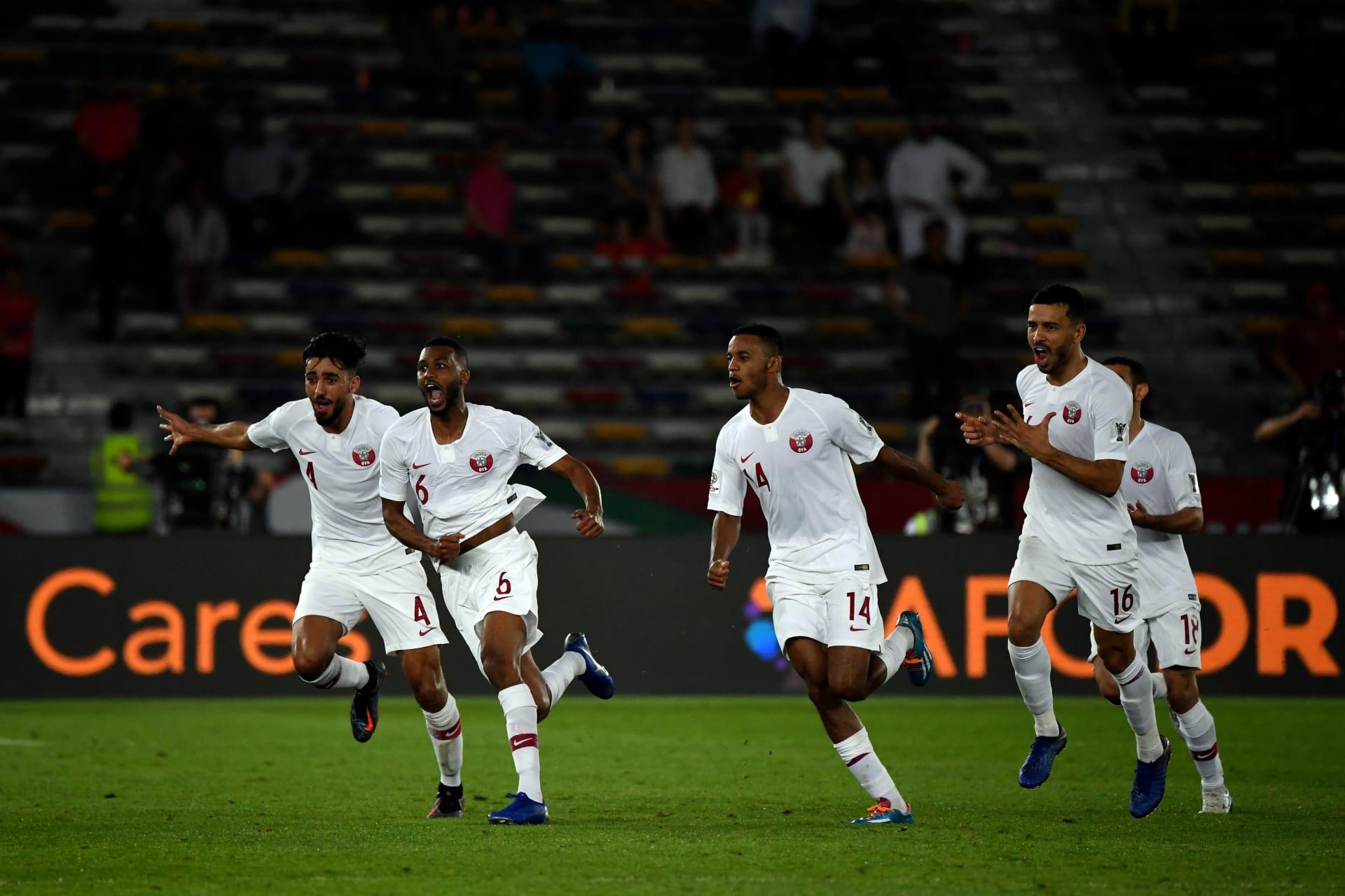 للمرة الأولى في تاريخها.. قطر في نصف كأس آسيا على حسبا كوريا الجنوبية