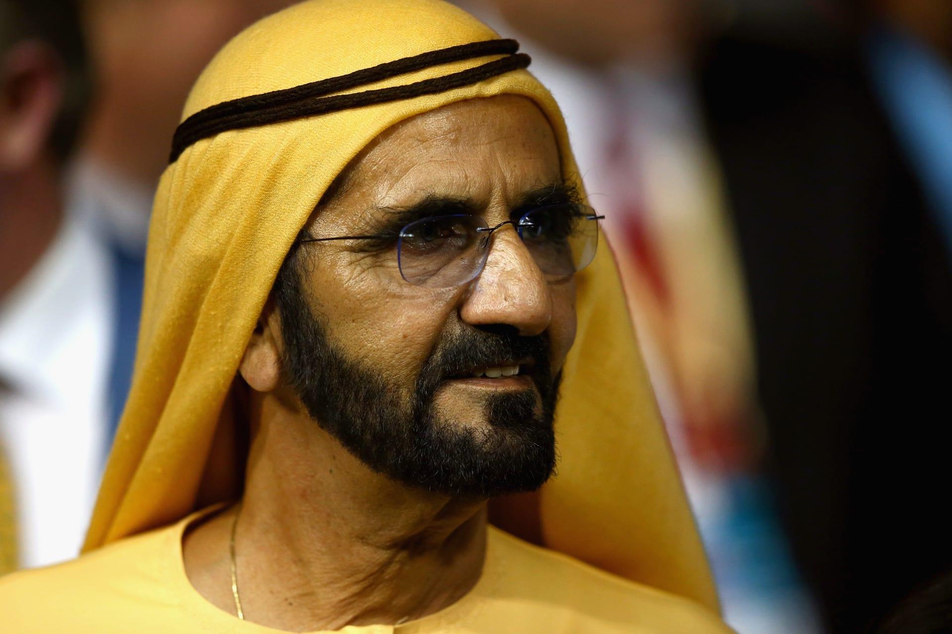 بعد أن قبّلت علم الإمارات في لقاء أستراليا.. حاكم دبي يفاجئ طفلة عراقية