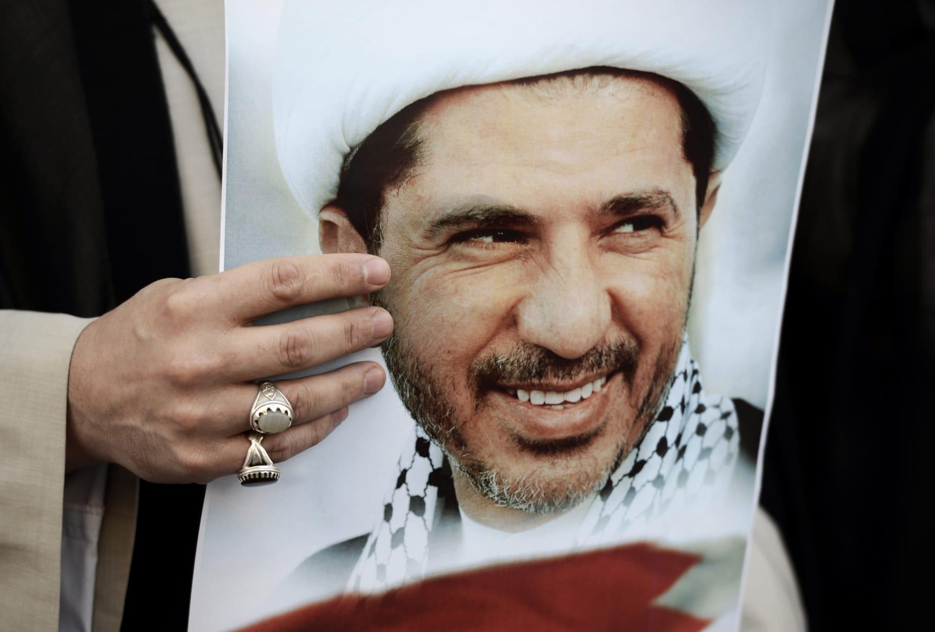 البحرين: محكمة التمييز تؤيد حكما بالسجن المؤبد لعلي سلمان