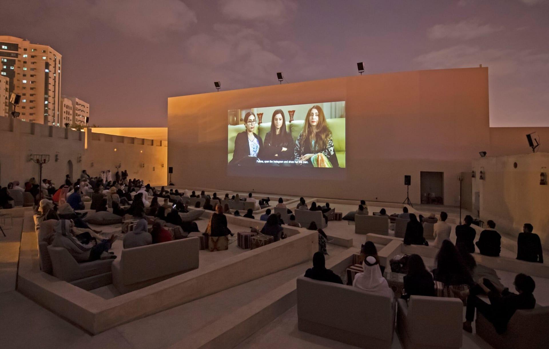 بين المنح وشاشات العرض.. كيف تدعم منصة الشارقة للأفلام السينماالعربية؟