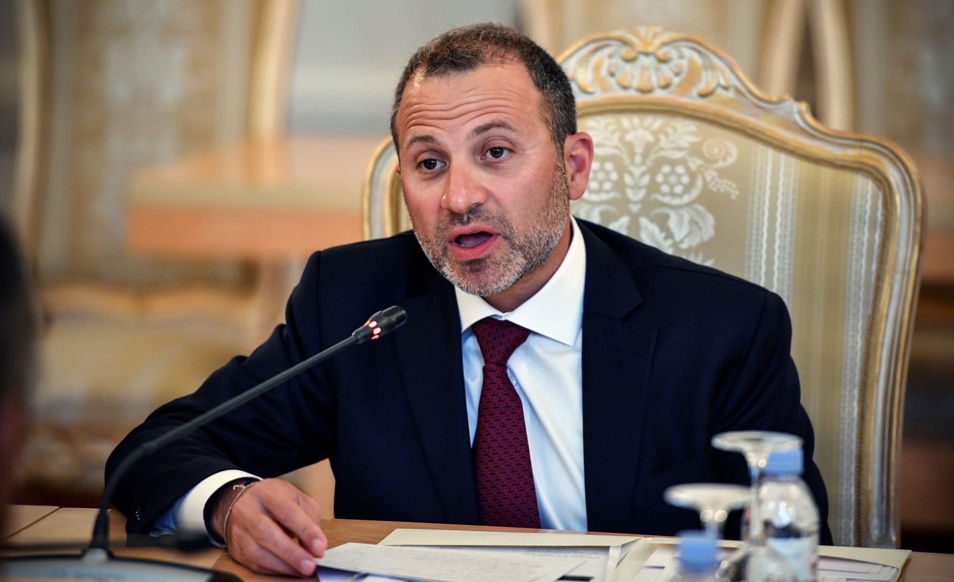 جبران باسيل: النازحون السوريون يهددون وجود لبنان بتمزيق نسيجه الاجتماعي
