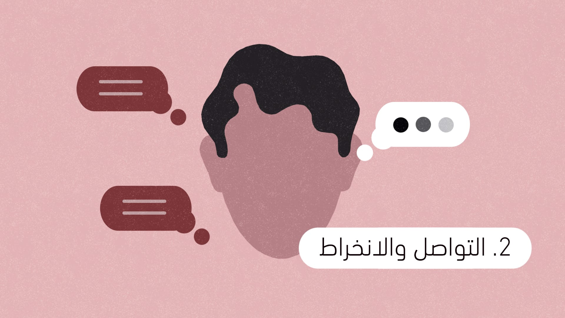 التواصل والانخراط
