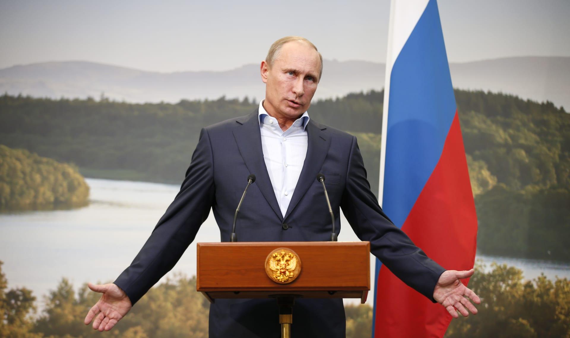بوتين: احتياطيات روسيا تغطي الديون السيادية والتجارية لأول مرة في التاريخ