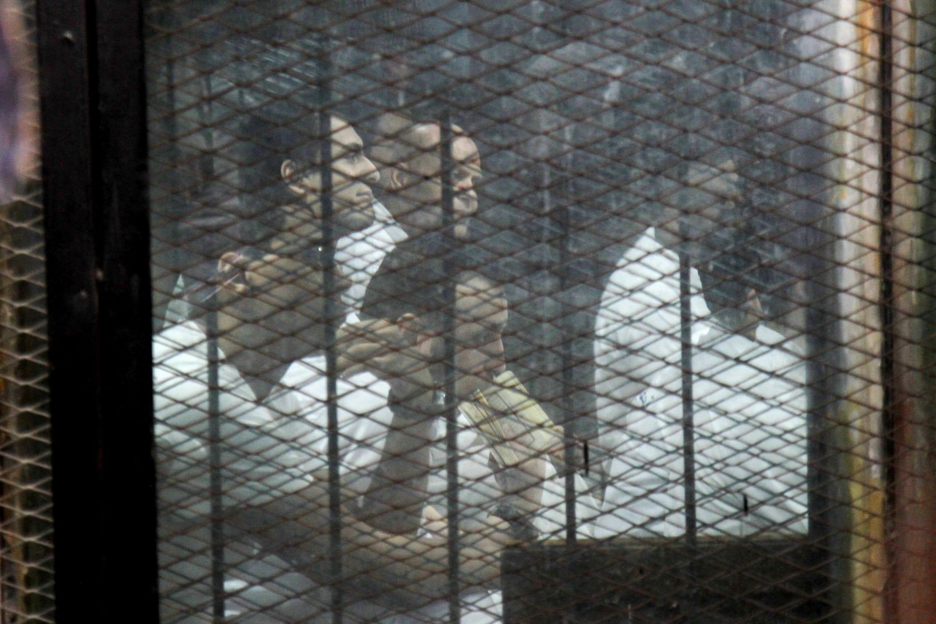 """إدانة """"شديدة"""" من العفو الدولية لإعدام 9 متهمين باغتيال النائب العام المصري"""