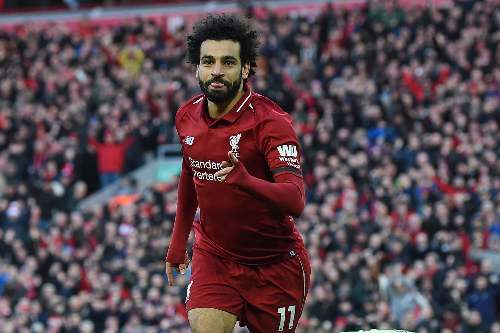 محمد صلاح: لقب هداف الدوري الإنجليزي ليس هدفي الرئيسي