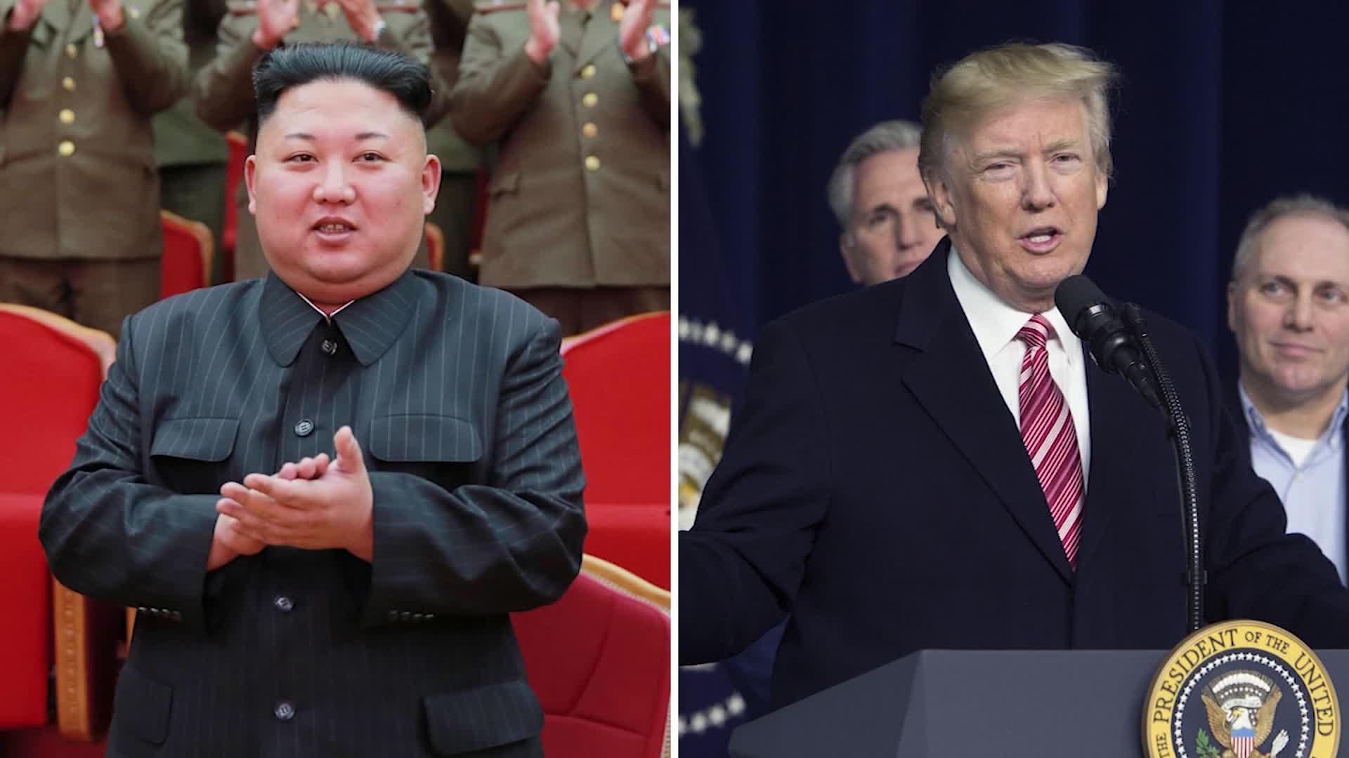 كيم جونغ أون يصل إلى هانوي استعداداً للقمة التاريخية الثانية مع ترامب