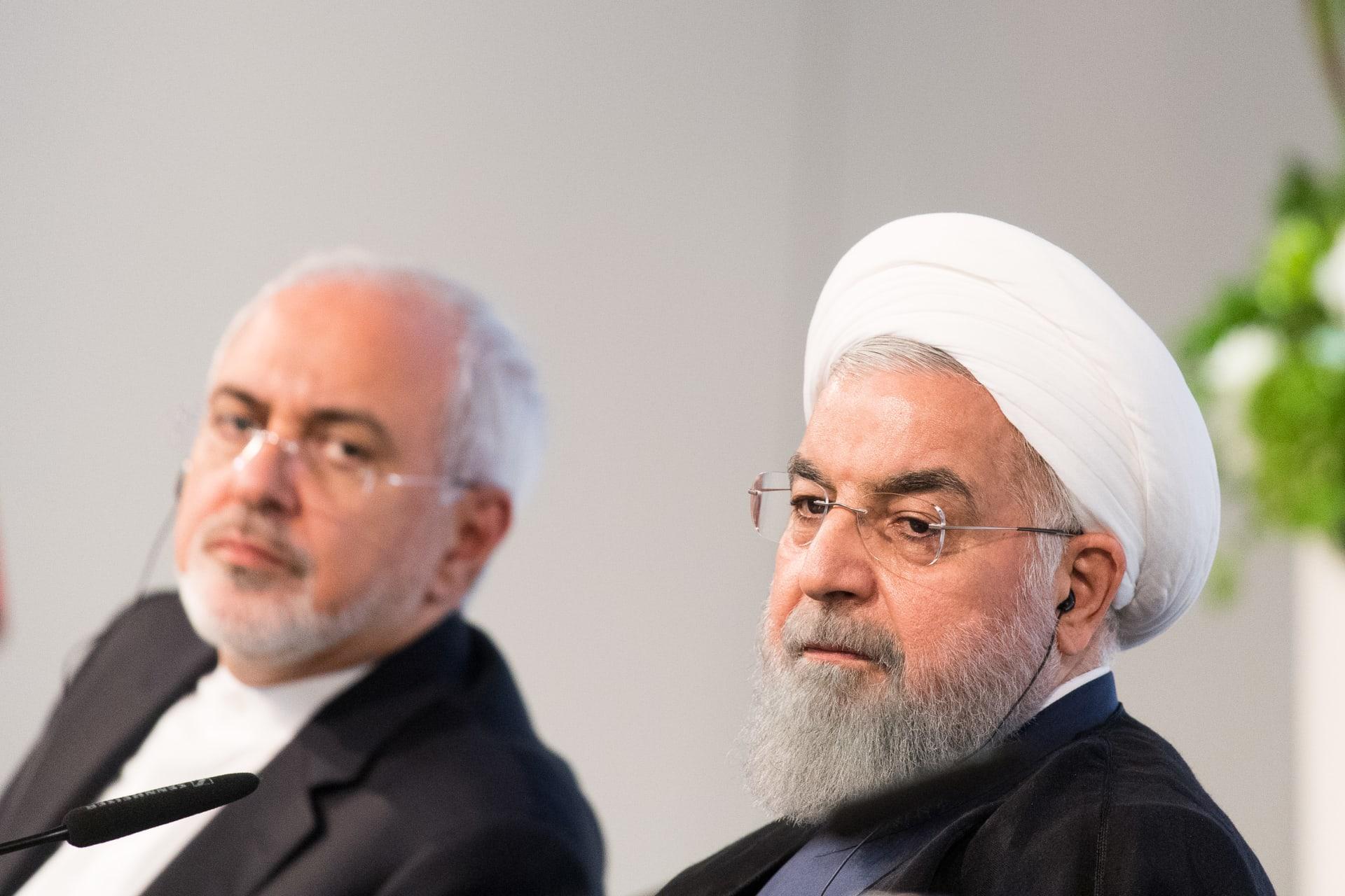 روحاني يشكر ظريف دون الحديث عن استقالته.. ورئيس لجنة الأمن القومي يطالب باستمراره