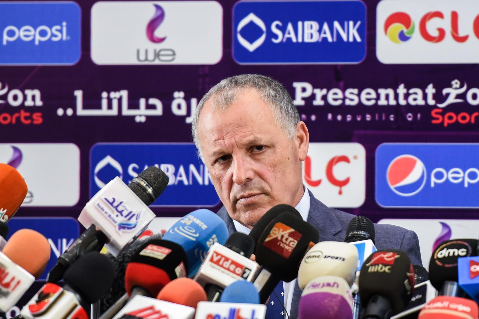 """أزمة الأهلي وبيراميدز مستمرة.. تأجيل مباريات كأس مصر لأسباب """"أمنية"""""""