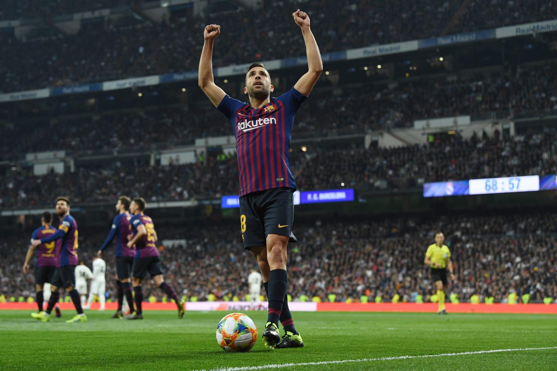 برشلونة يكتسح ريال مدريد ويتأهل لنهائي كأس الملك للمرة السادسة على التوالي
