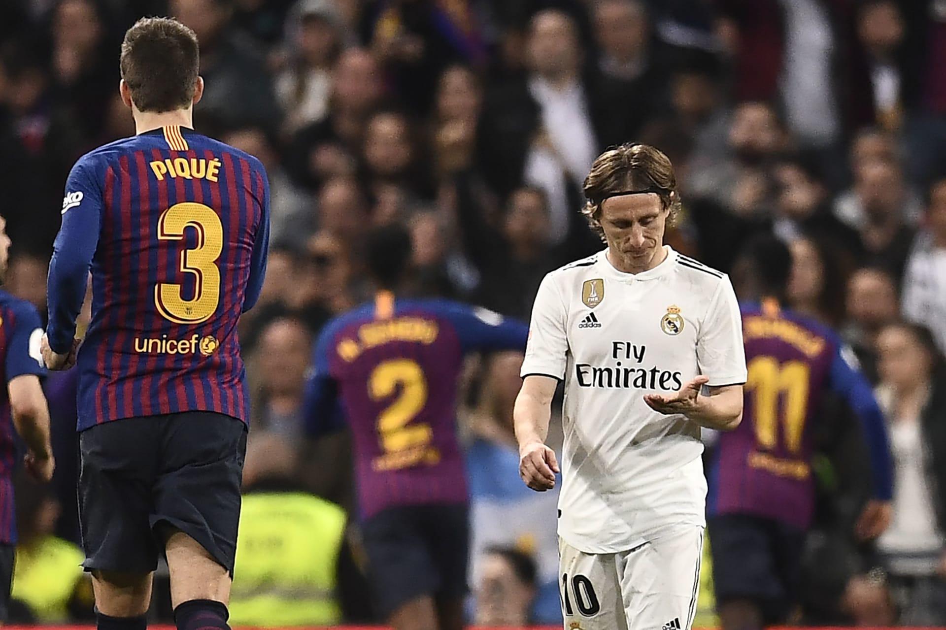"""رقم """"تاريخي"""" للفائز في كلاسيكو ريال مدريد وبرشلونة.. فما هو؟"""