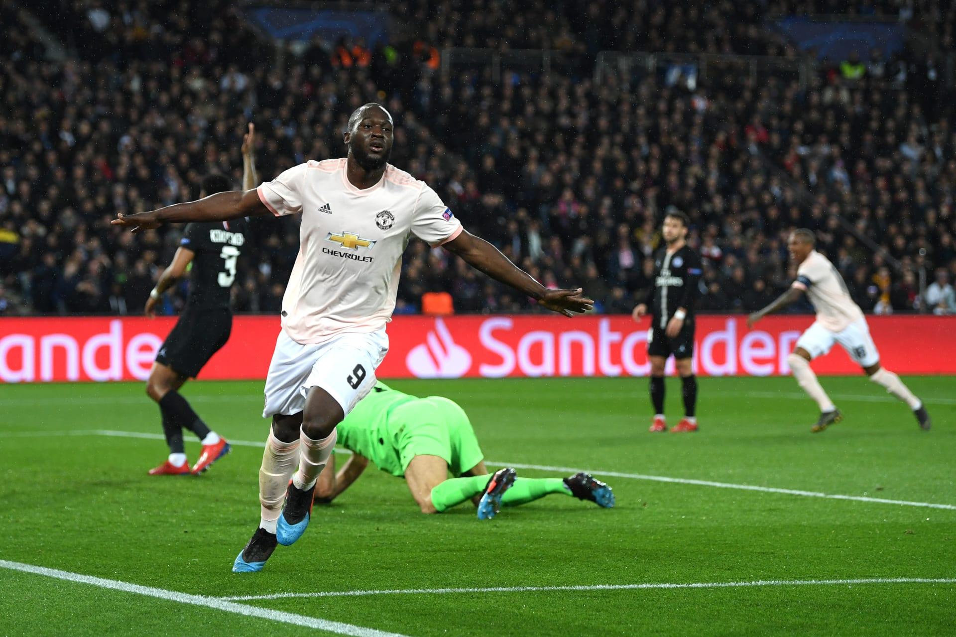 مانشستر يونايتد يفجر المفاجأة ويقصي باريس سان جيرمان من الأبطال