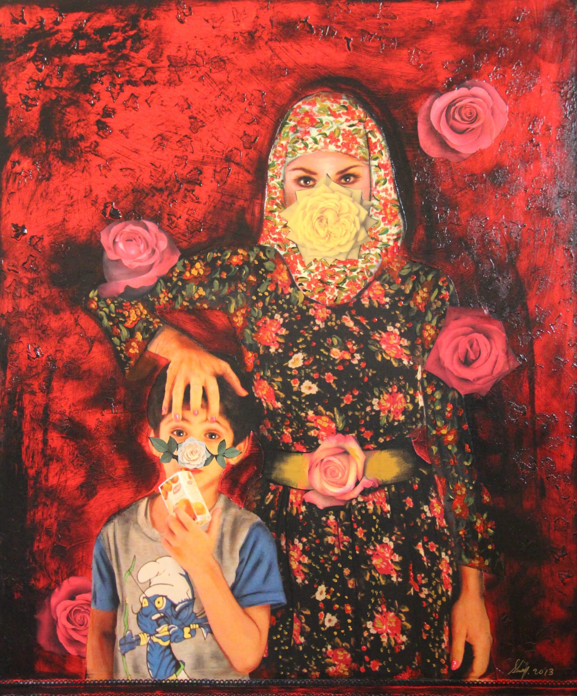 """ما هو الجانب """"المخفي"""" الذي تكشفه هذه الفنانة الكويتية في المجتمع العربي؟"""