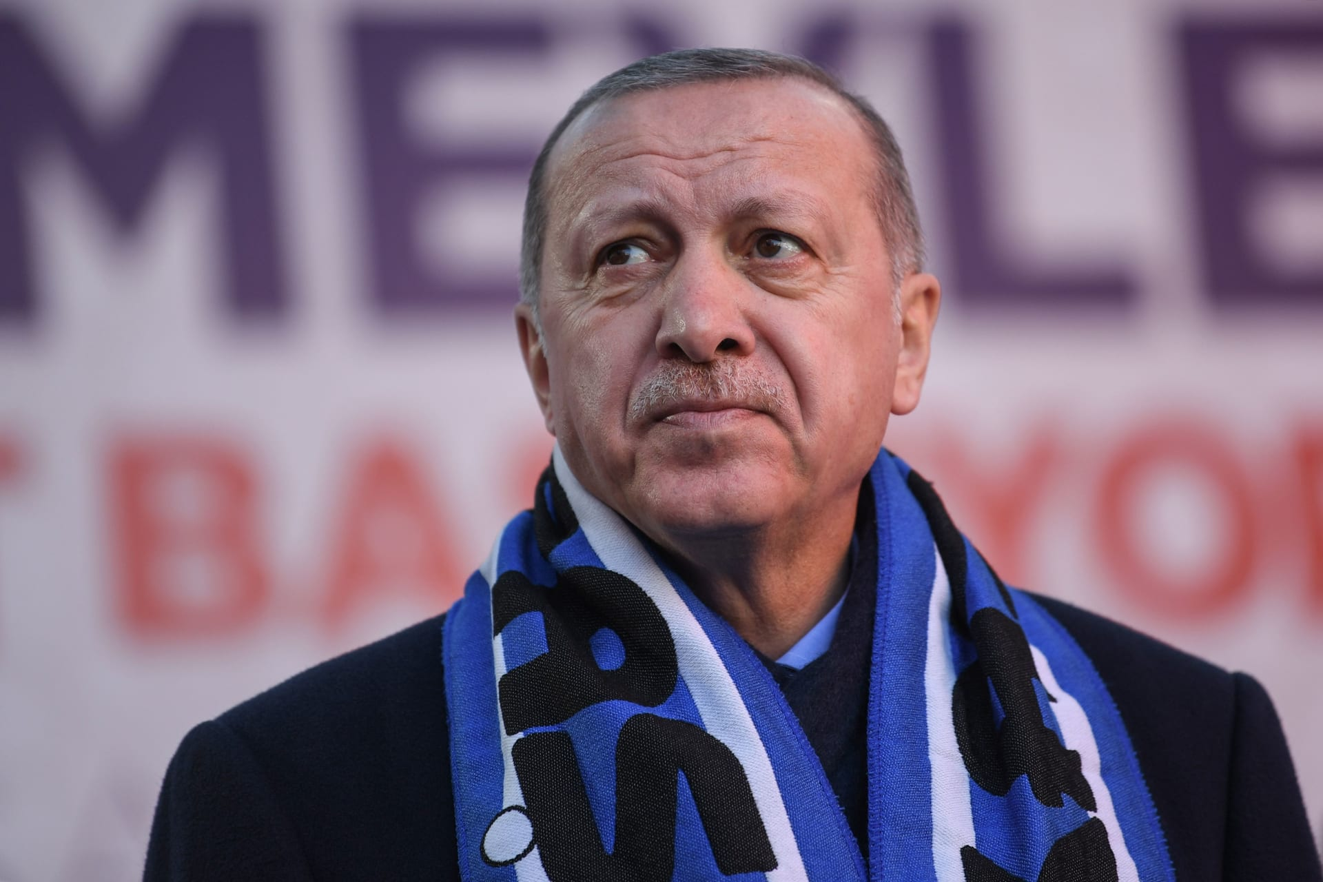 """أردوغان يهاجم مشاركين بتجمع للمعارضة بسبب """"الإساءة للأذان"""""""