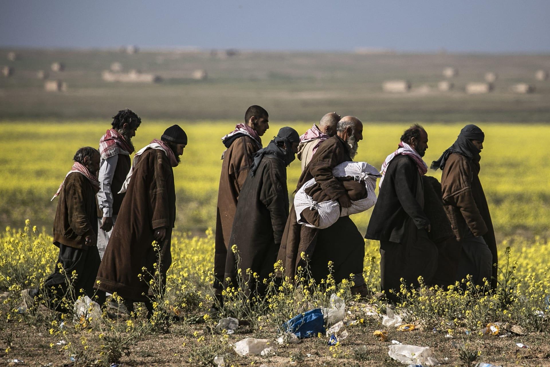 المغرب يسمح بعودة 8 مقاتلين بصفوف داعش.. وأمريكا ترحب