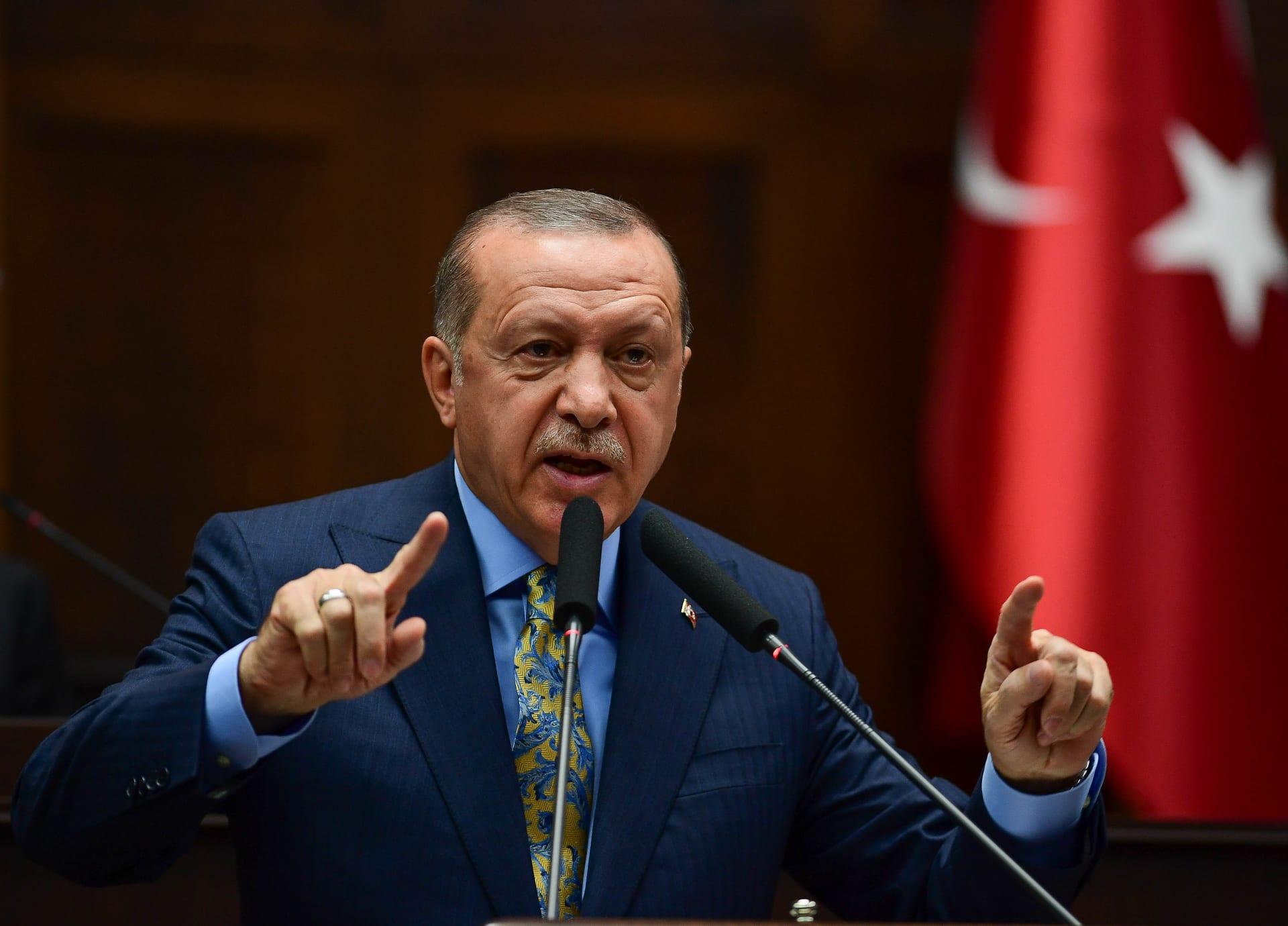 2018 عام صعب على الاقتصاد التركي.. ينتهي بأضعف نمو منذ سنوات