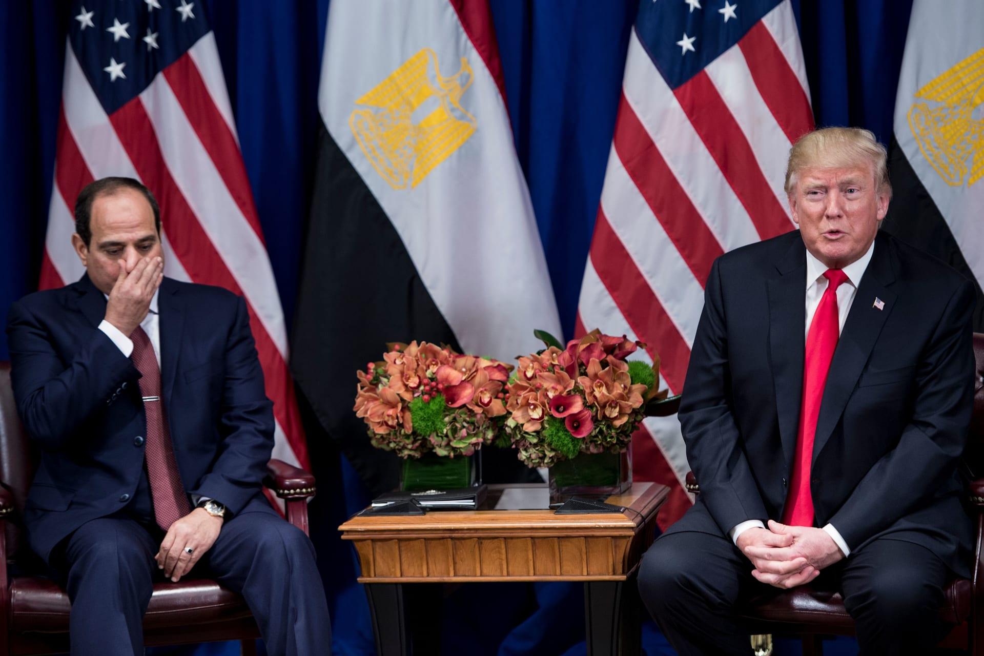 """اتهم النظام المصري بـ""""القتل غير القانوني"""".. القاهرة ترد على تقرير واشنطن حول حقوق الإنسان"""
