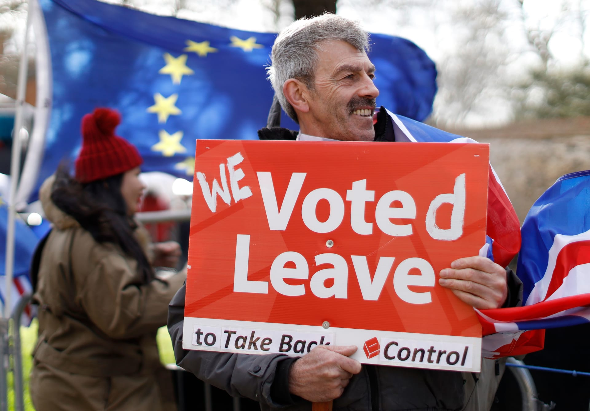 البرلمان البريطاني يرفض إجراء استفتاء ثان على الخروج من الاتحاد الأوروبي