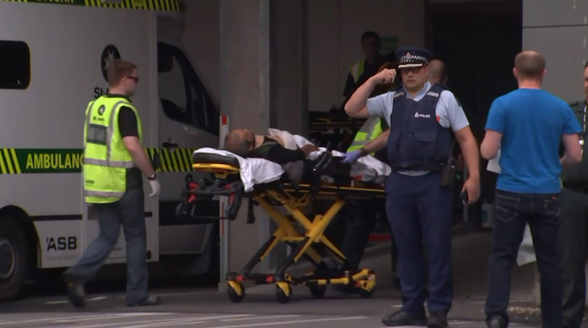 قتلى بإطلاق نار استهدف مسجدين خلال صلاة الجمعة في نيوزلندا
