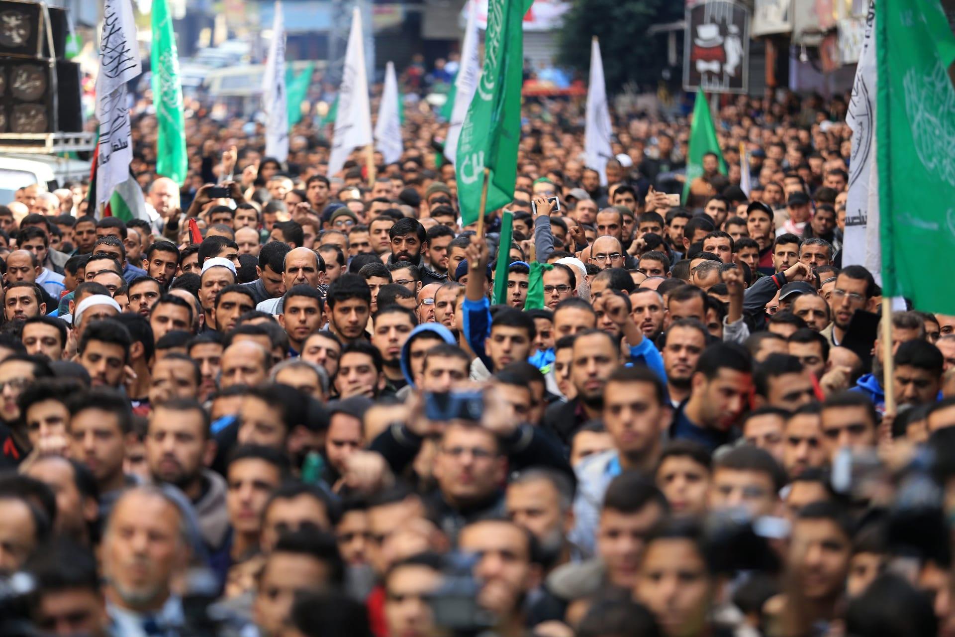 حماس ترد على أنباء تحدثت عن لقاء بين مسؤوليها وشخصيات إسرائيلية