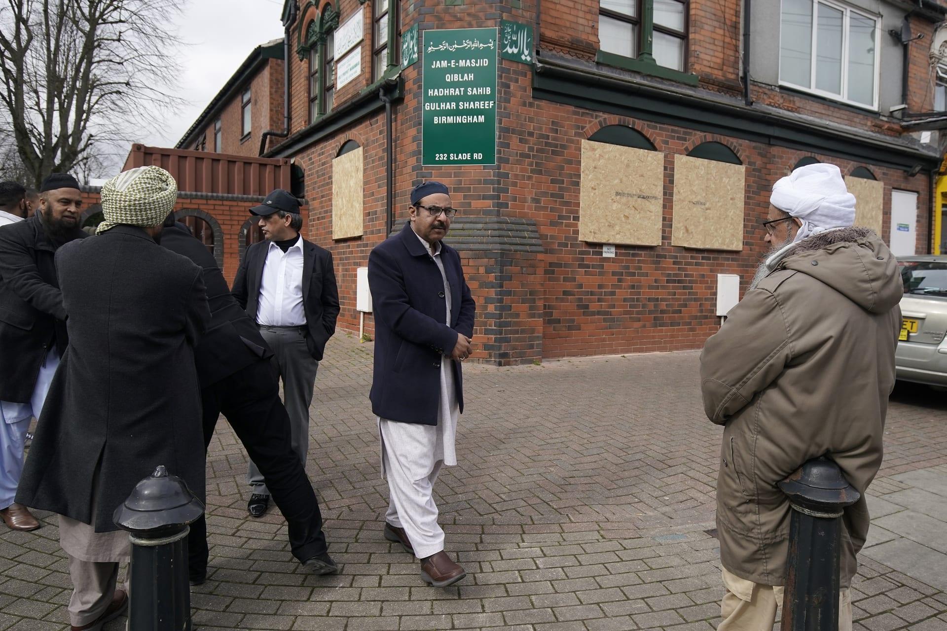 الشرطة البريطانية تحقق في اعتداء على 4 مساجد.. ومجلس مساجد برمنغهام: نشعر بالفزع