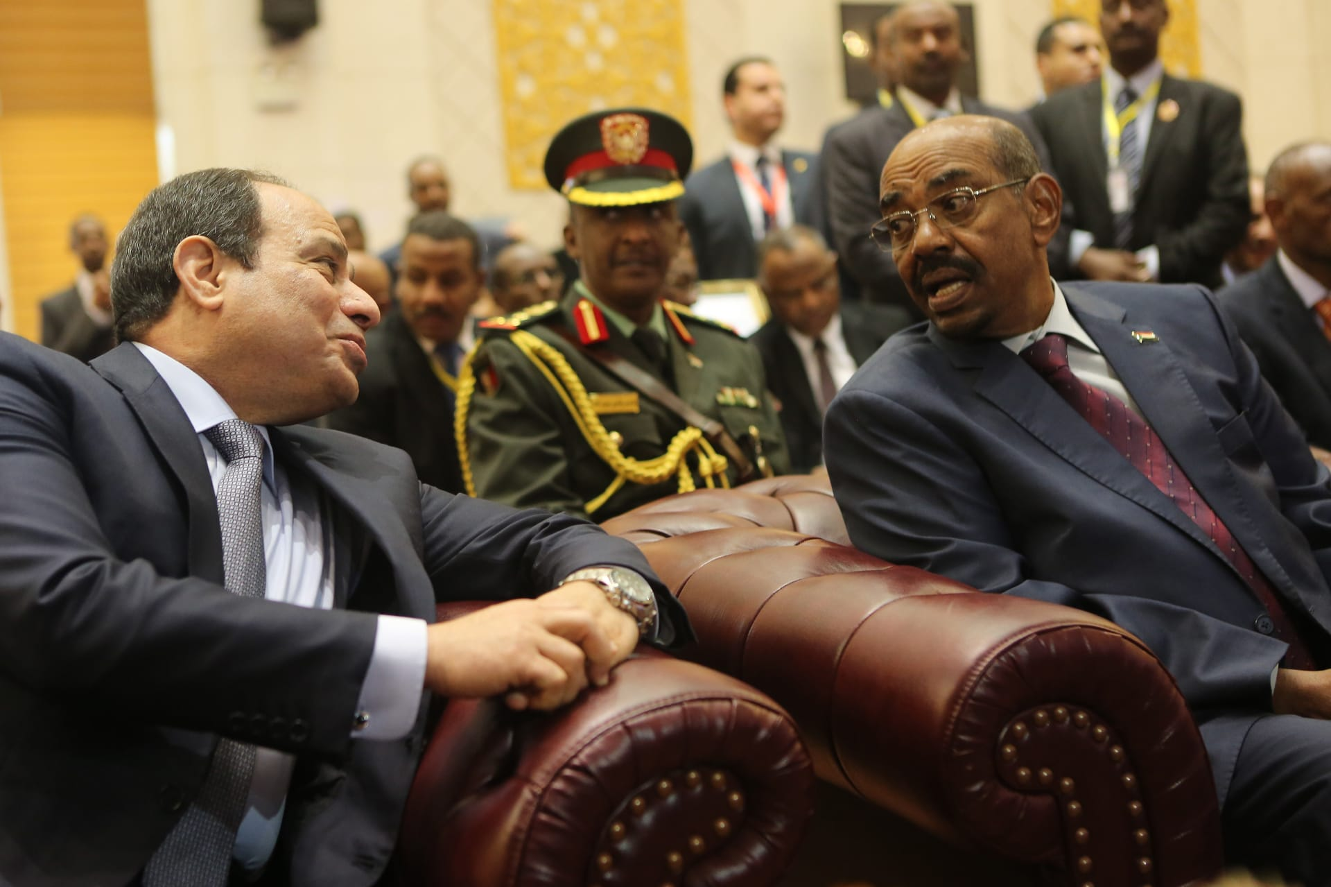 وزارة الخارجية السودانية تستدعي السفير المصري للاحتجاج
