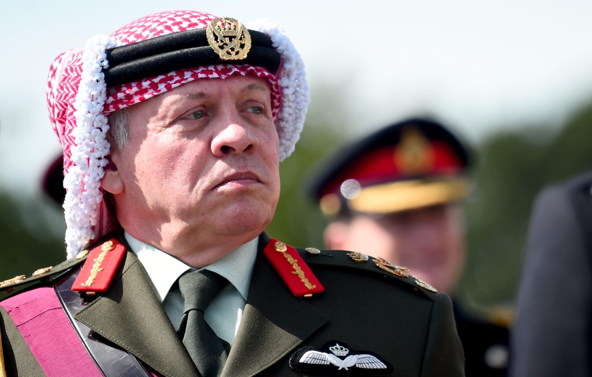 """ملك الأردن يلغي زيارة إلى رومانيا """"نصرة للقدس"""""""
