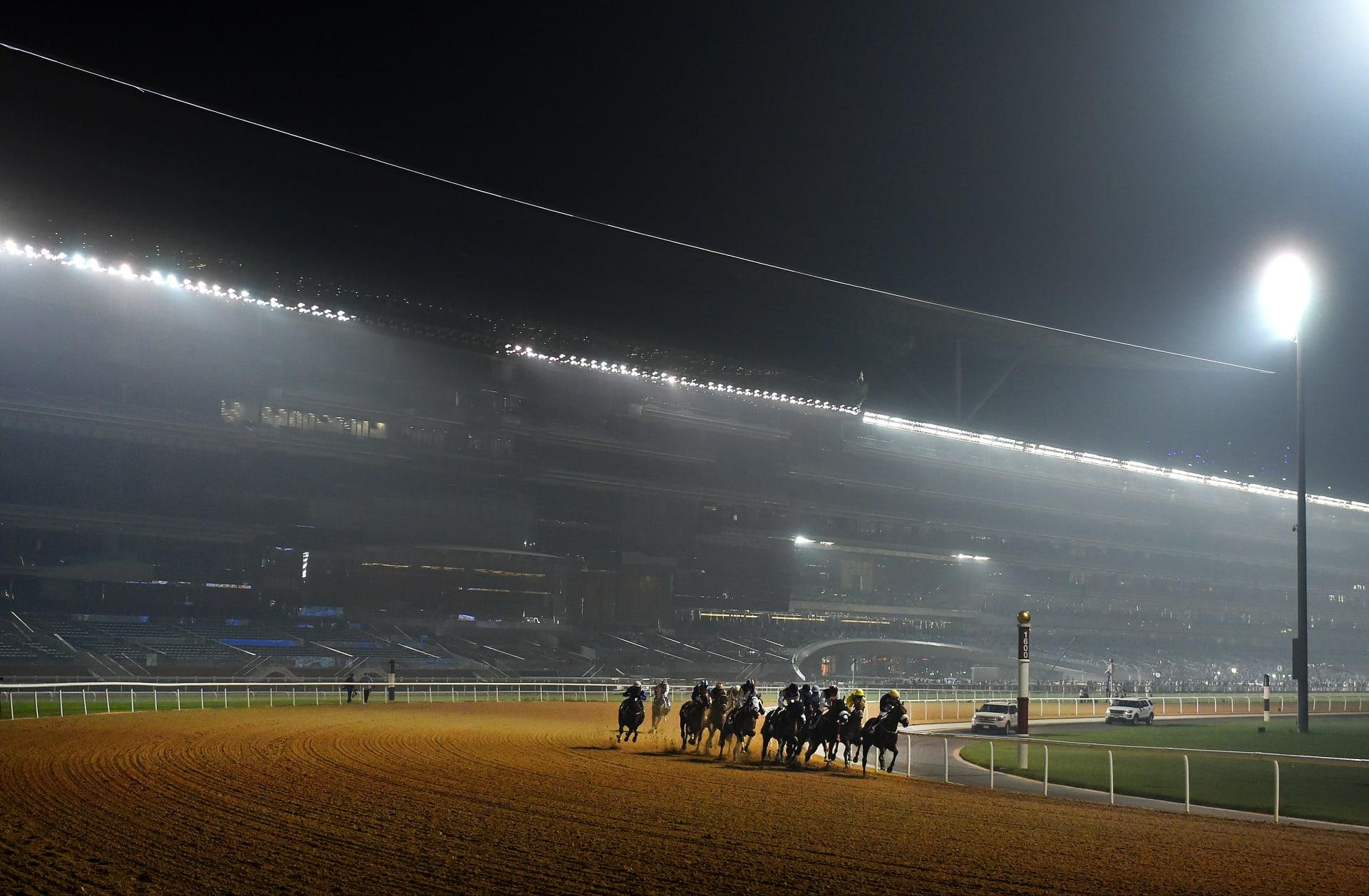 سباق الأحصنة يعود إلى دبي .. وهذه قيمة الجائزة