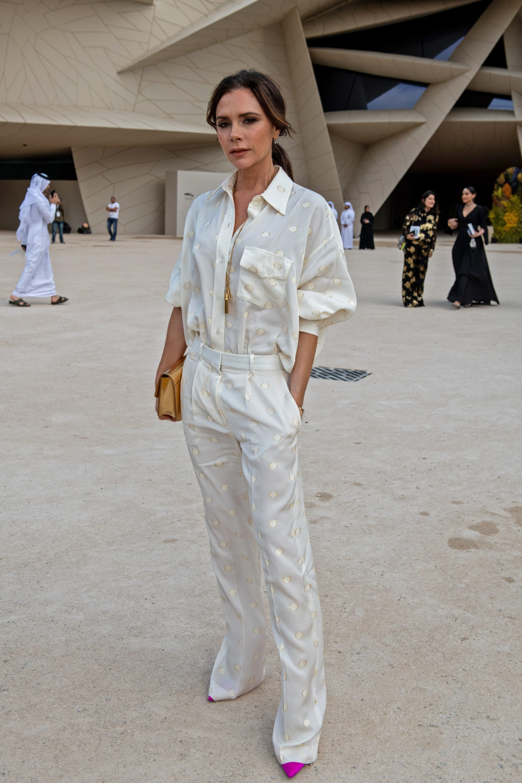 من حضر من المشاهير العالميين افتتاح متحف قطر الوطني؟