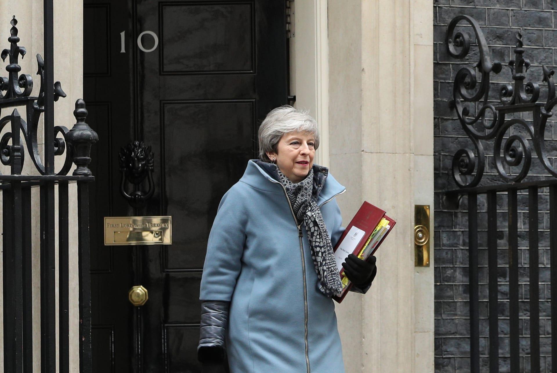 """ضبابية""""بريكست"""" تصيب قطاع الأعمال البريطانيا بالإحباط"""
